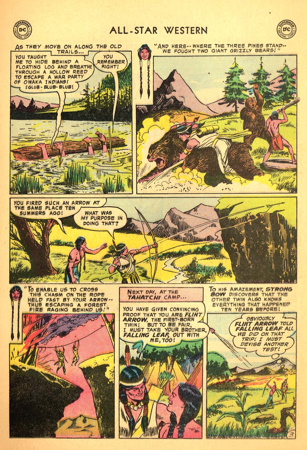 Read online All-Star Western (1951) comic -  Issue #99 - 13
