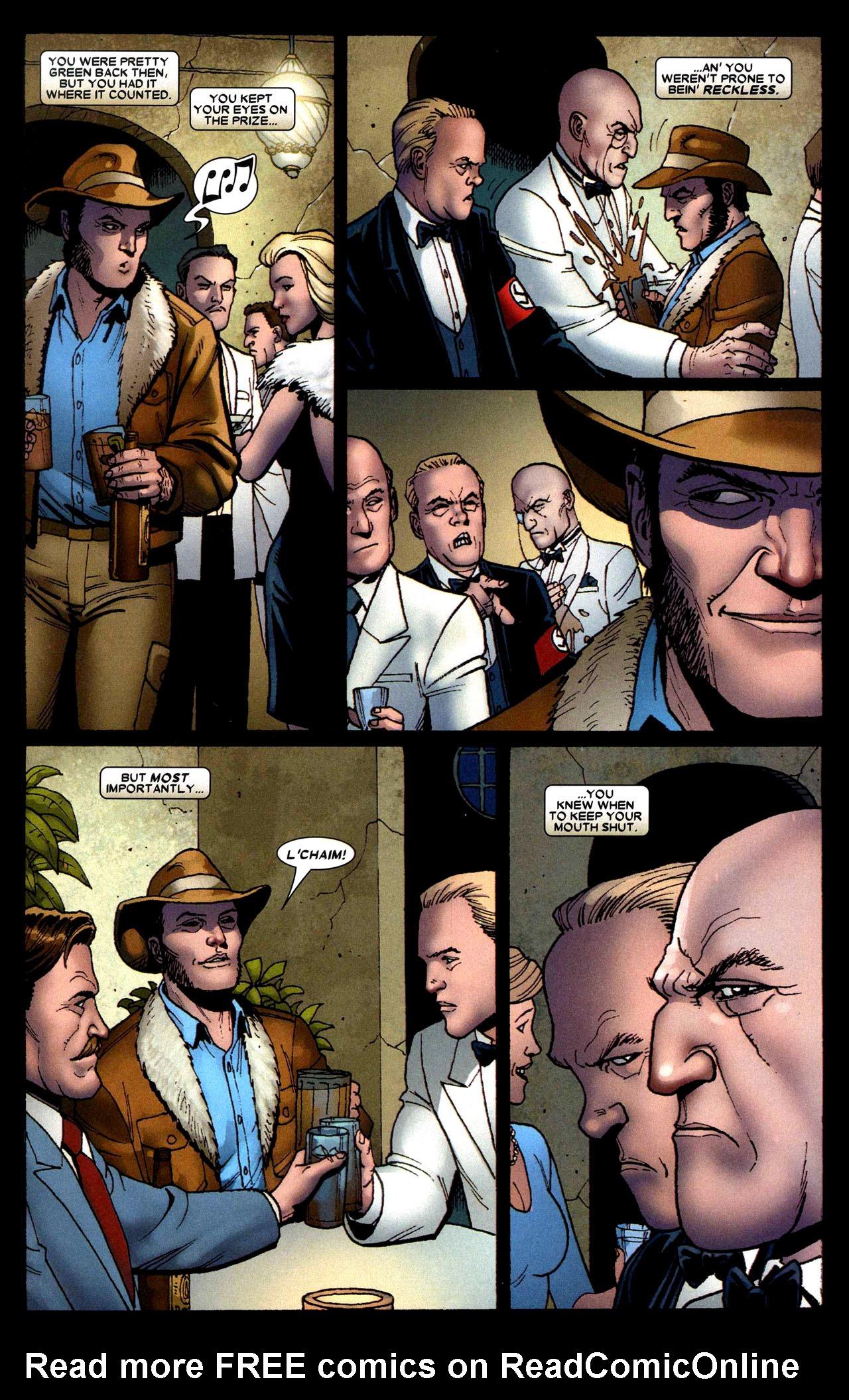 Read online Wolverine: Origins comic -  Issue #16 - 8