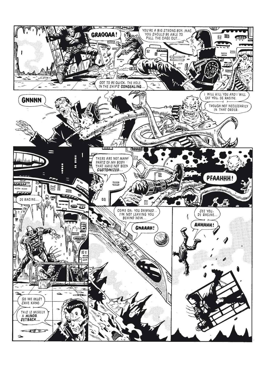 Read online The Complete Bad Company comic -  Issue # TPB - 227