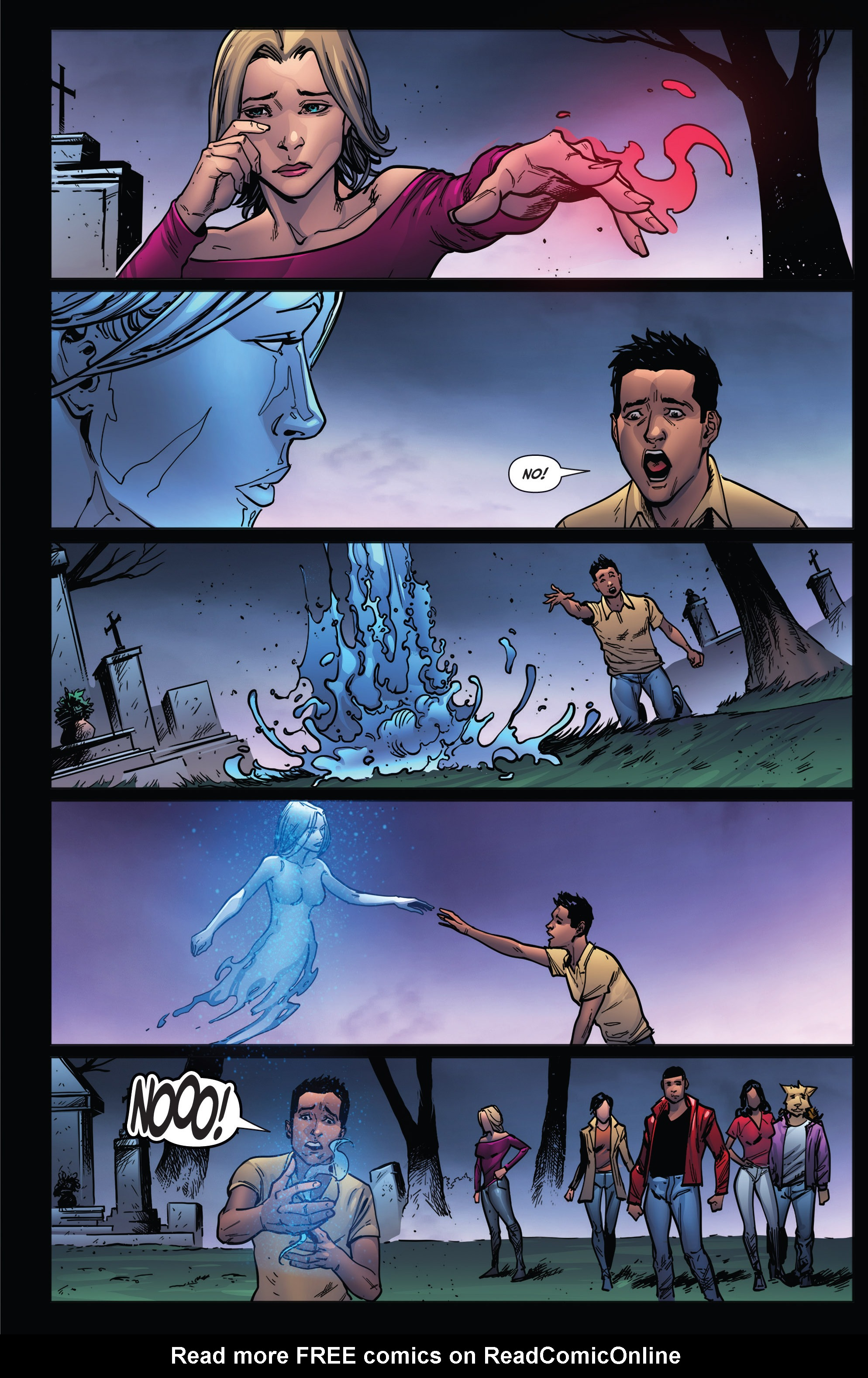 Read online Grimm Fairy Tales: Arcane Acre comic -  Issue # TPB 4 - 192