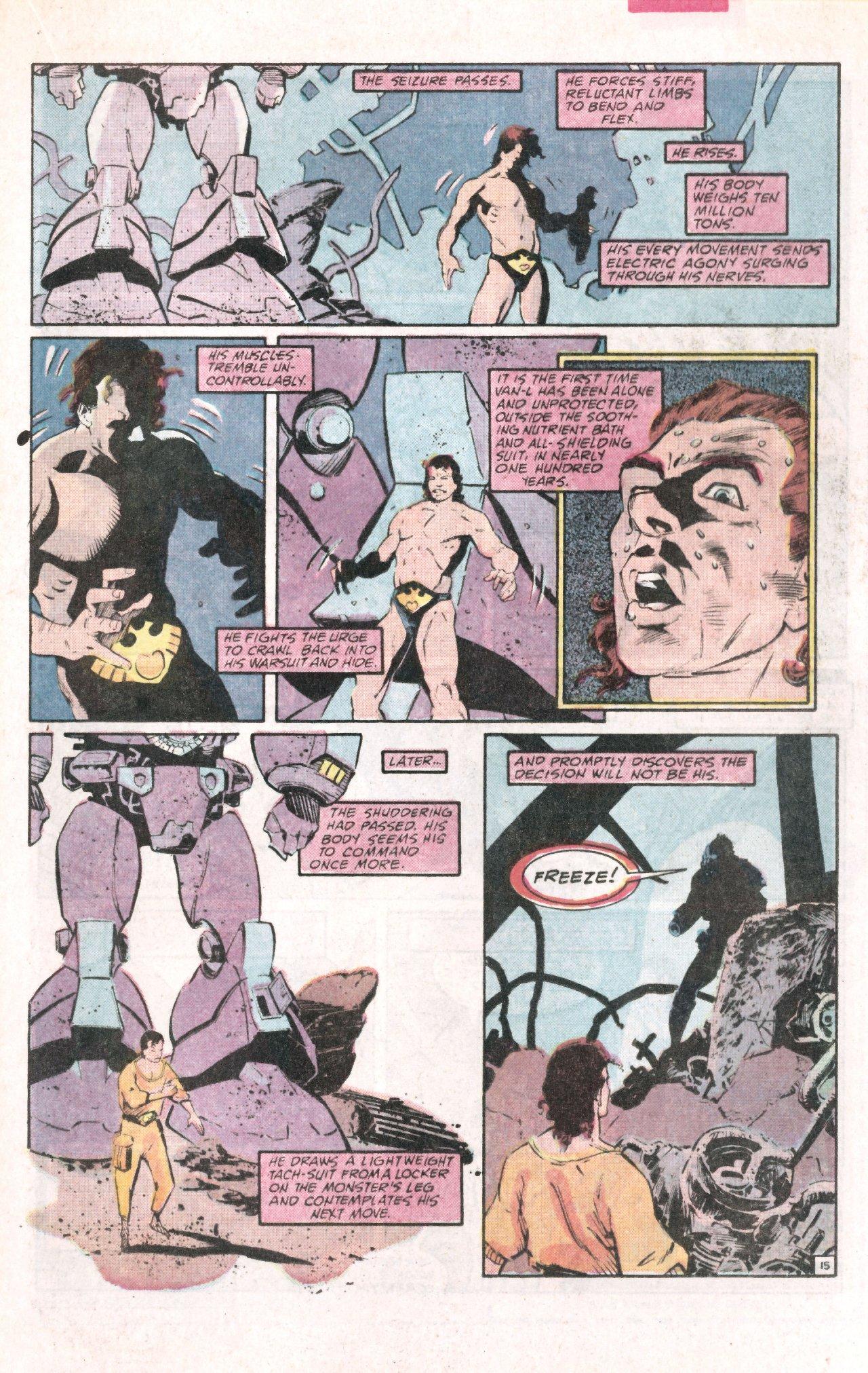 Read online World of Krypton comic -  Issue #2 - 23
