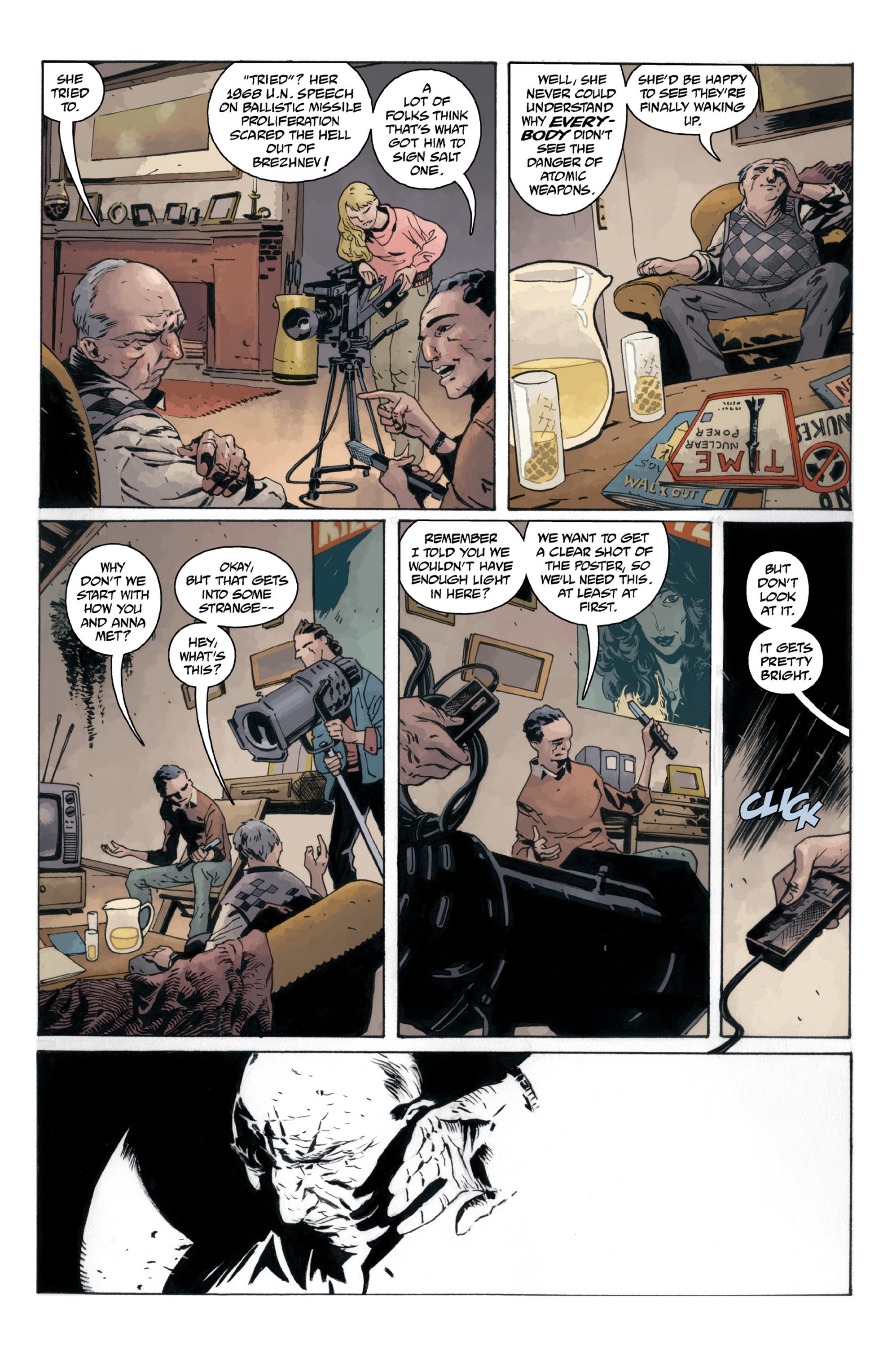 Read online B.P.R.D.: 1948 comic -  Issue # TPB - 13