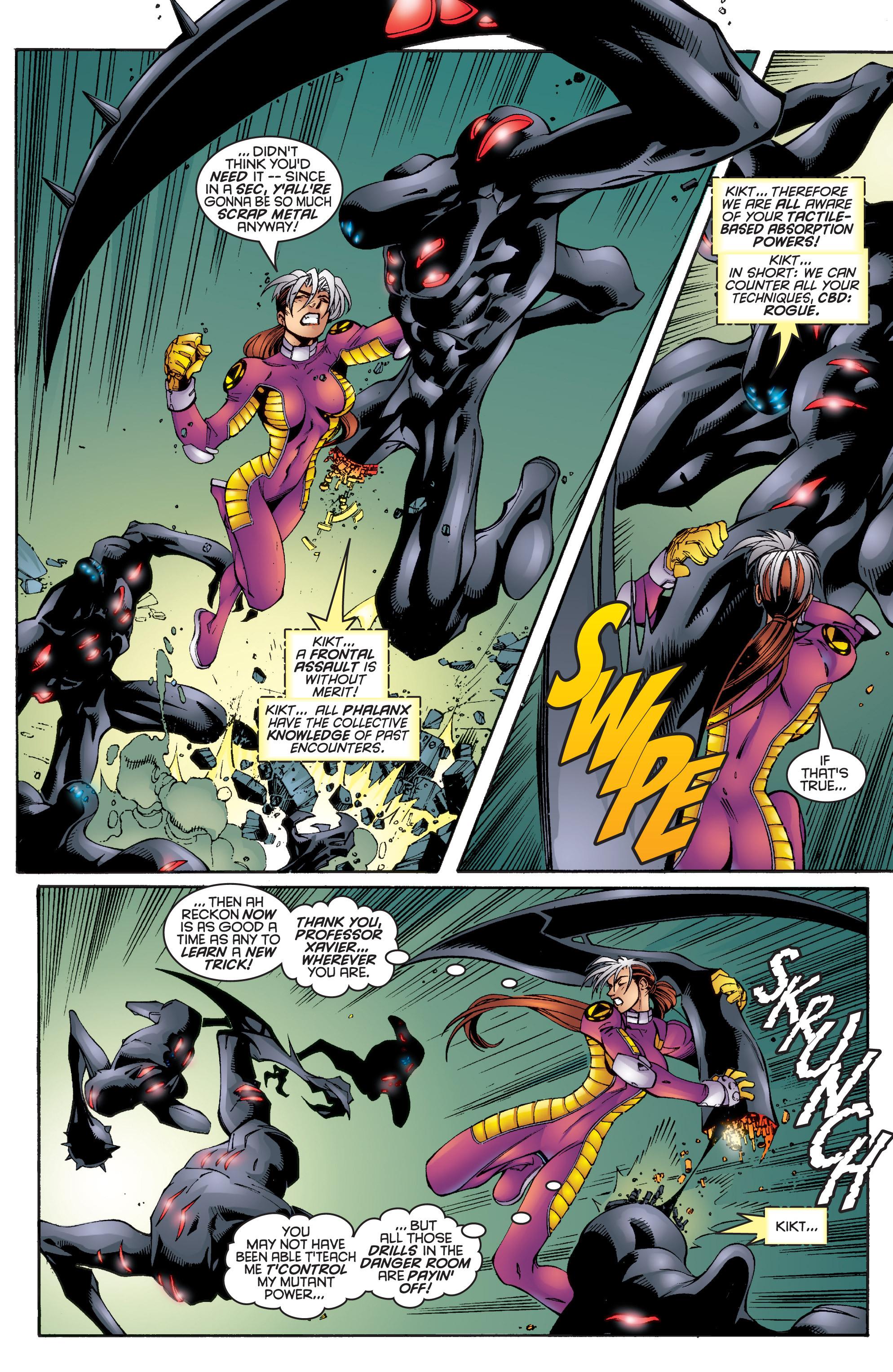 Read online Uncanny X-Men (1963) comic -  Issue #343 - 10