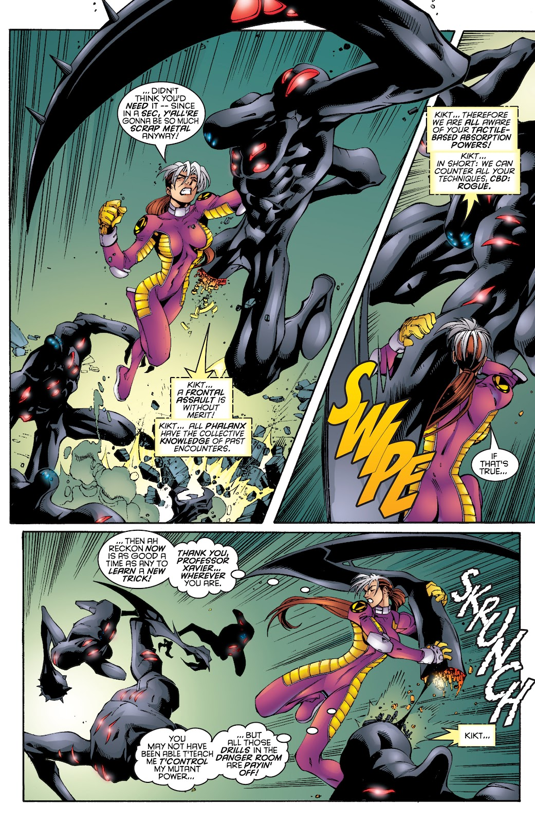 Uncanny X-Men (1963) issue 343 - Page 10