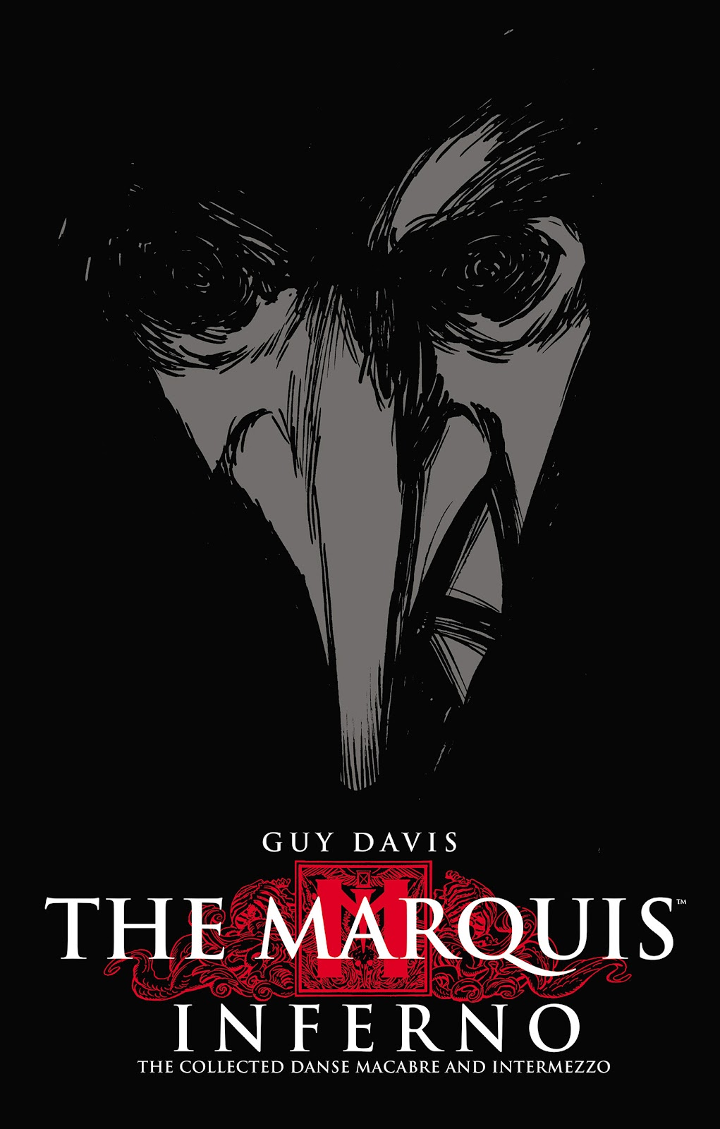 The Marquis issue TPB - Page 1
