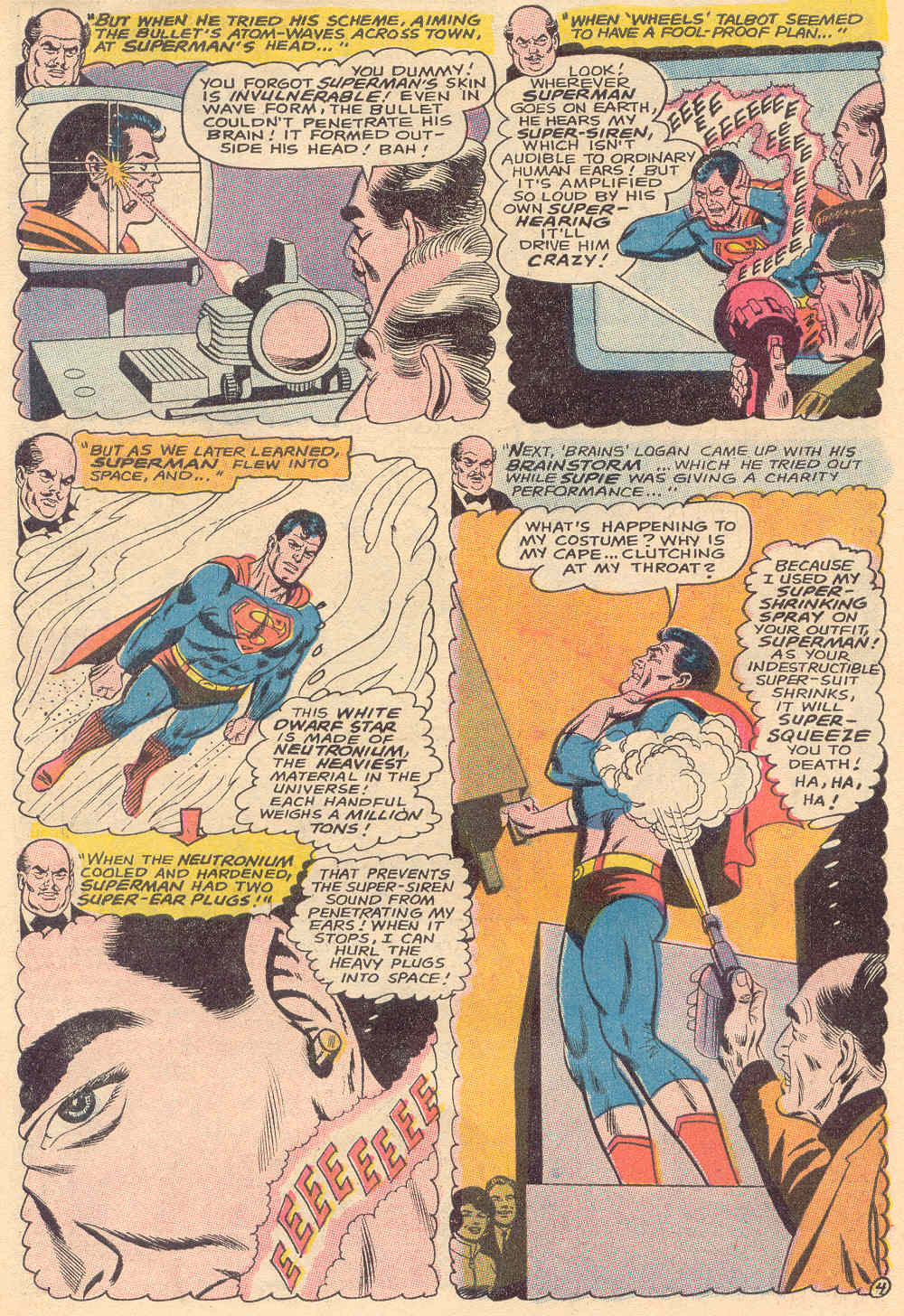 Read online Action Comics (1938) comic -  Issue #377 - 6
