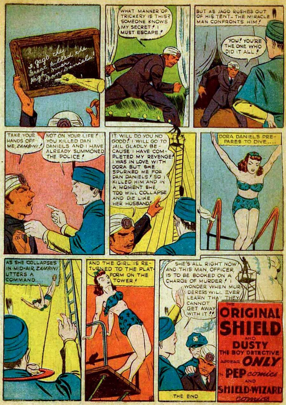 Zip Comics issue 19 - Page 66