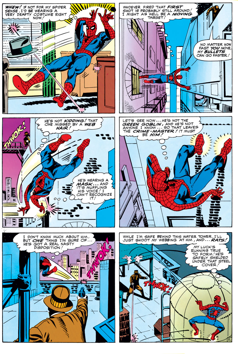 The Amazing Spider-Man (1963) 26 Page 11