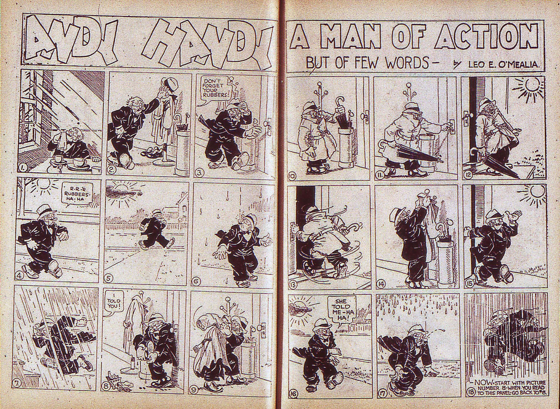 Read online Adventure Comics (1938) comic -  Issue #5 - 21