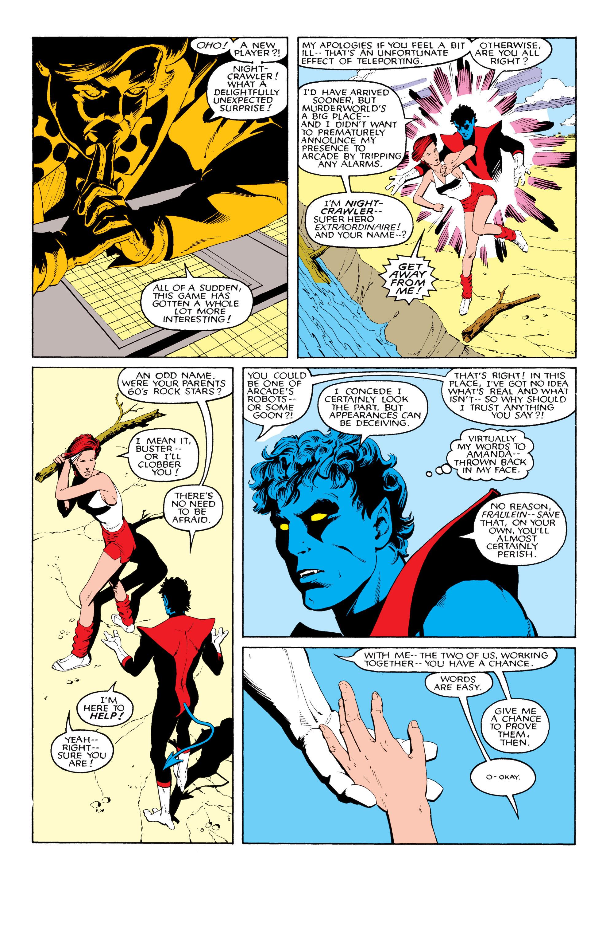 Read online Uncanny X-Men (1963) comic -  Issue #204 - 15