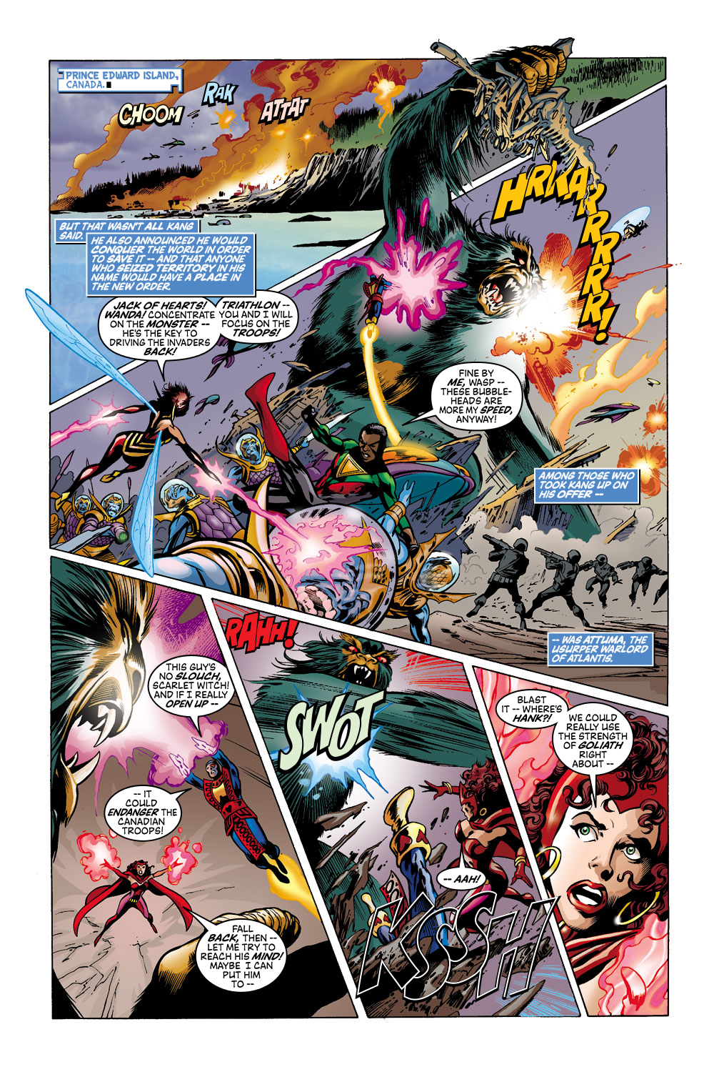 Read online Avengers (1998) comic -  Issue #43 - 8