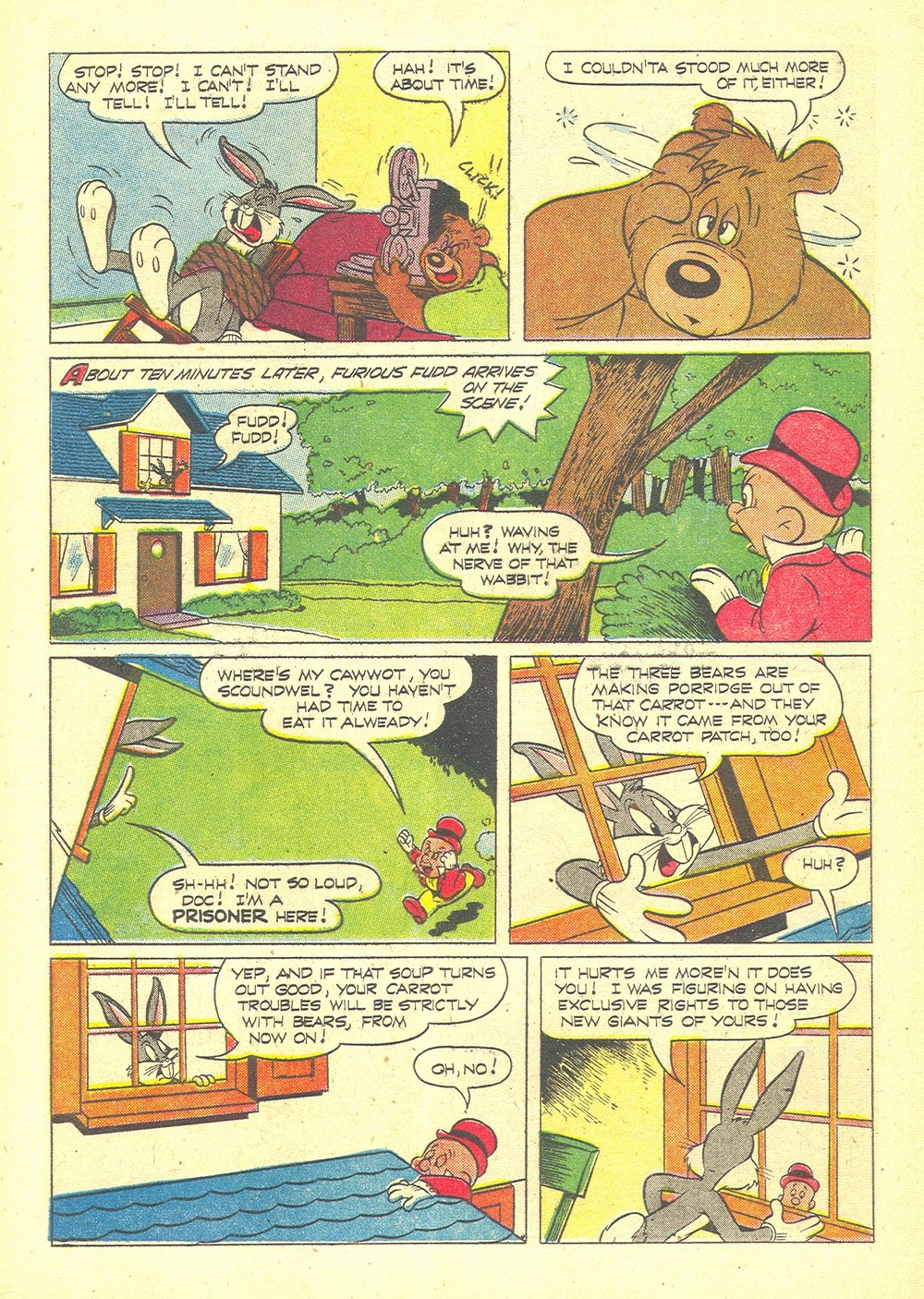 Bugs Bunny (1952) issue 37 - Page 8