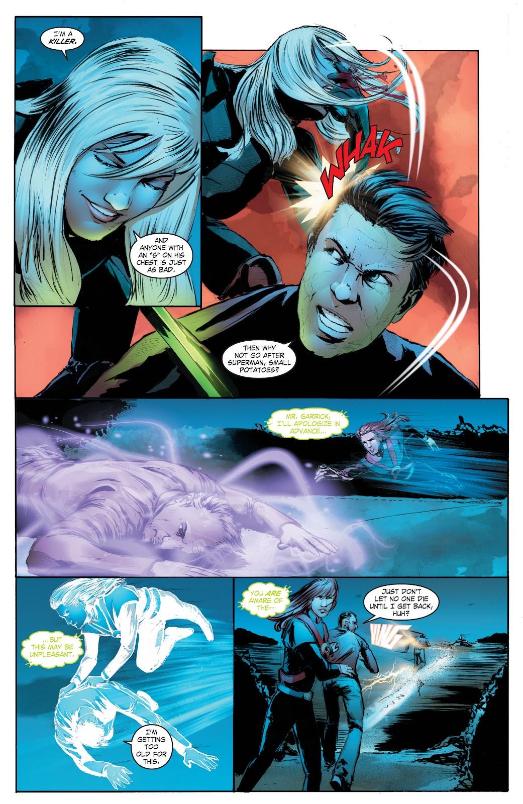 Read online Smallville Season 11 [II] comic -  Issue # TPB 7 - 168