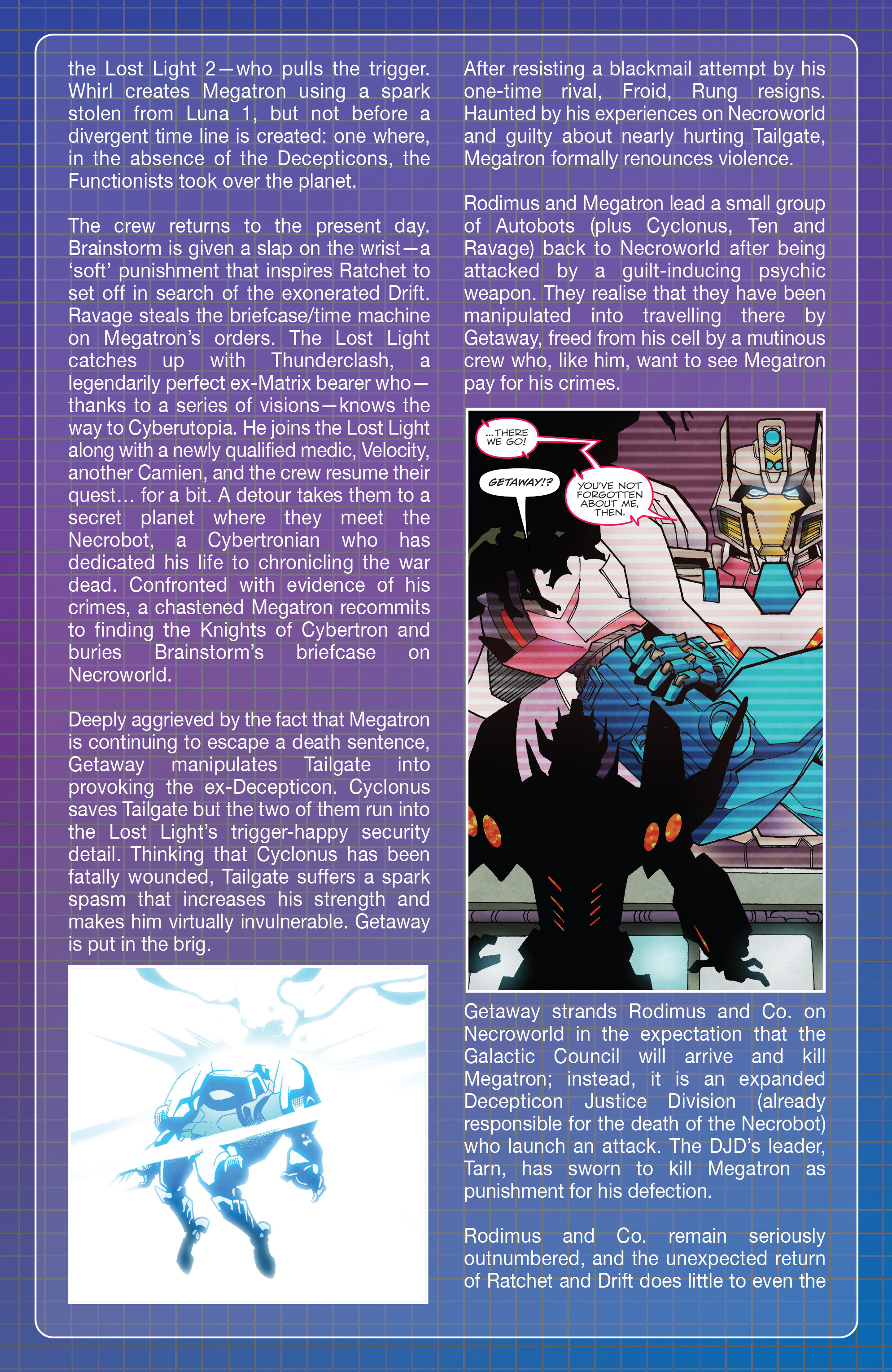 Read online Transformers: Lost Light comic -  Issue #1 - 27