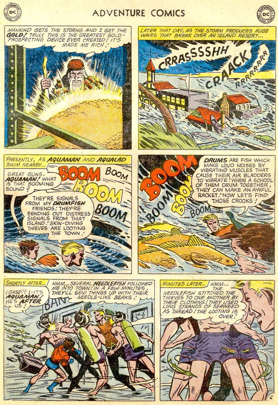 Read online Adventure Comics (1938) comic -  Issue #271 - 31