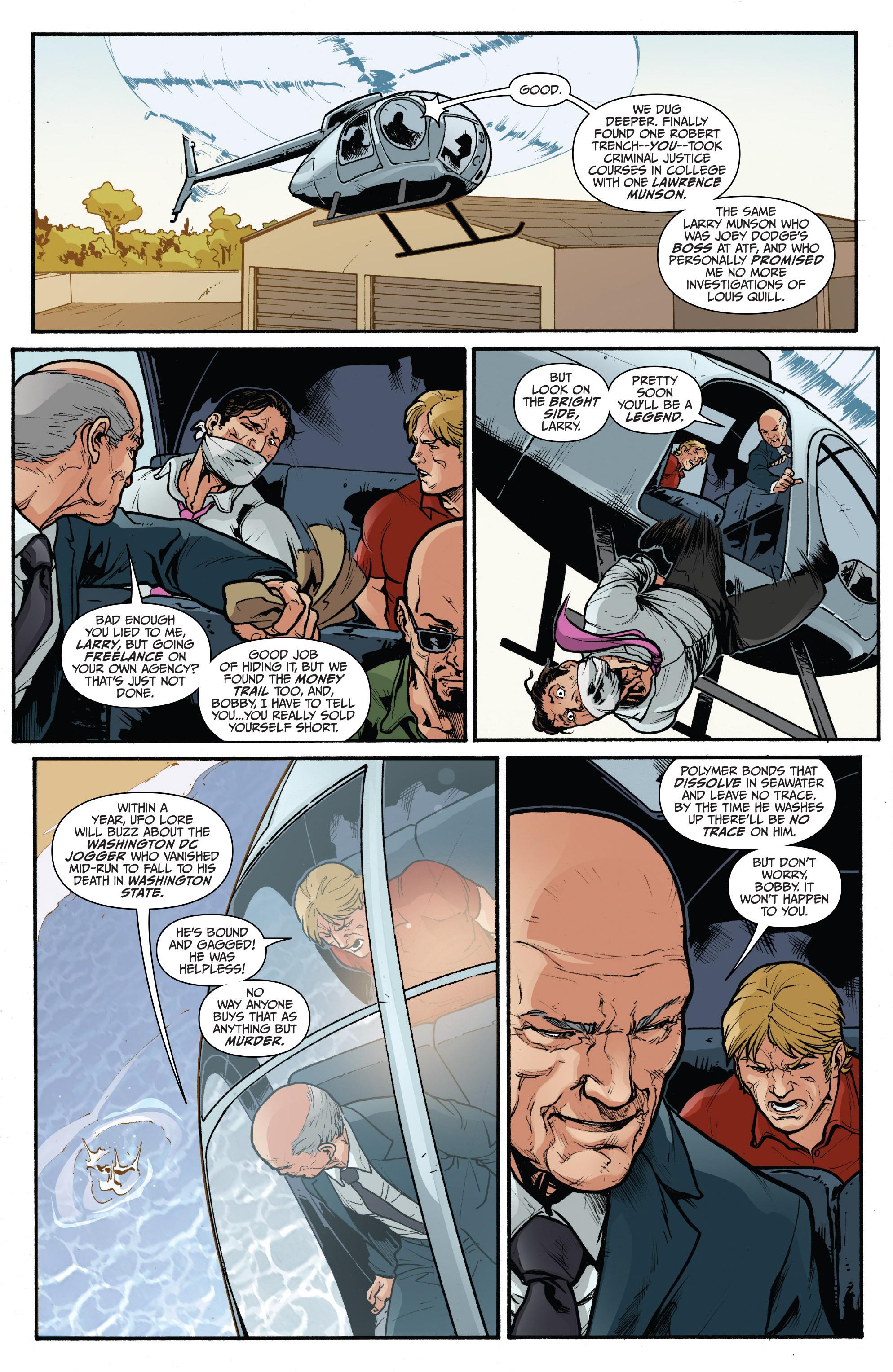 Read online 3 Guns comic -  Issue #4 - 16