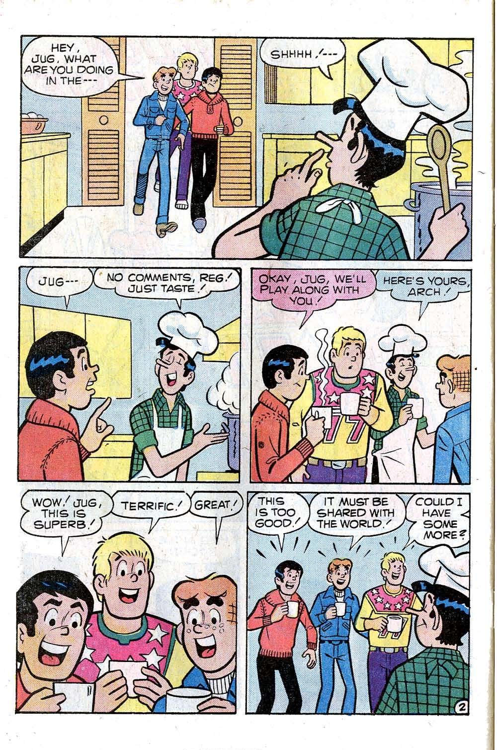 Read online Archie (1960) comic -  Issue #263 - 30