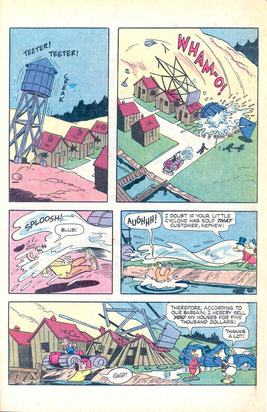 Read online Uncle Scrooge (1953) comic -  Issue #153 - 31