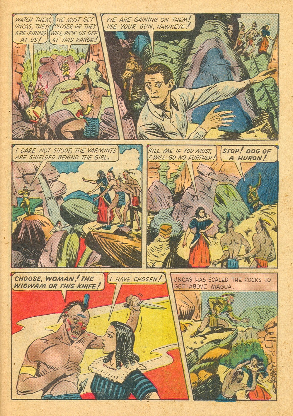 Classics Illustrated issue 4 - Page 61