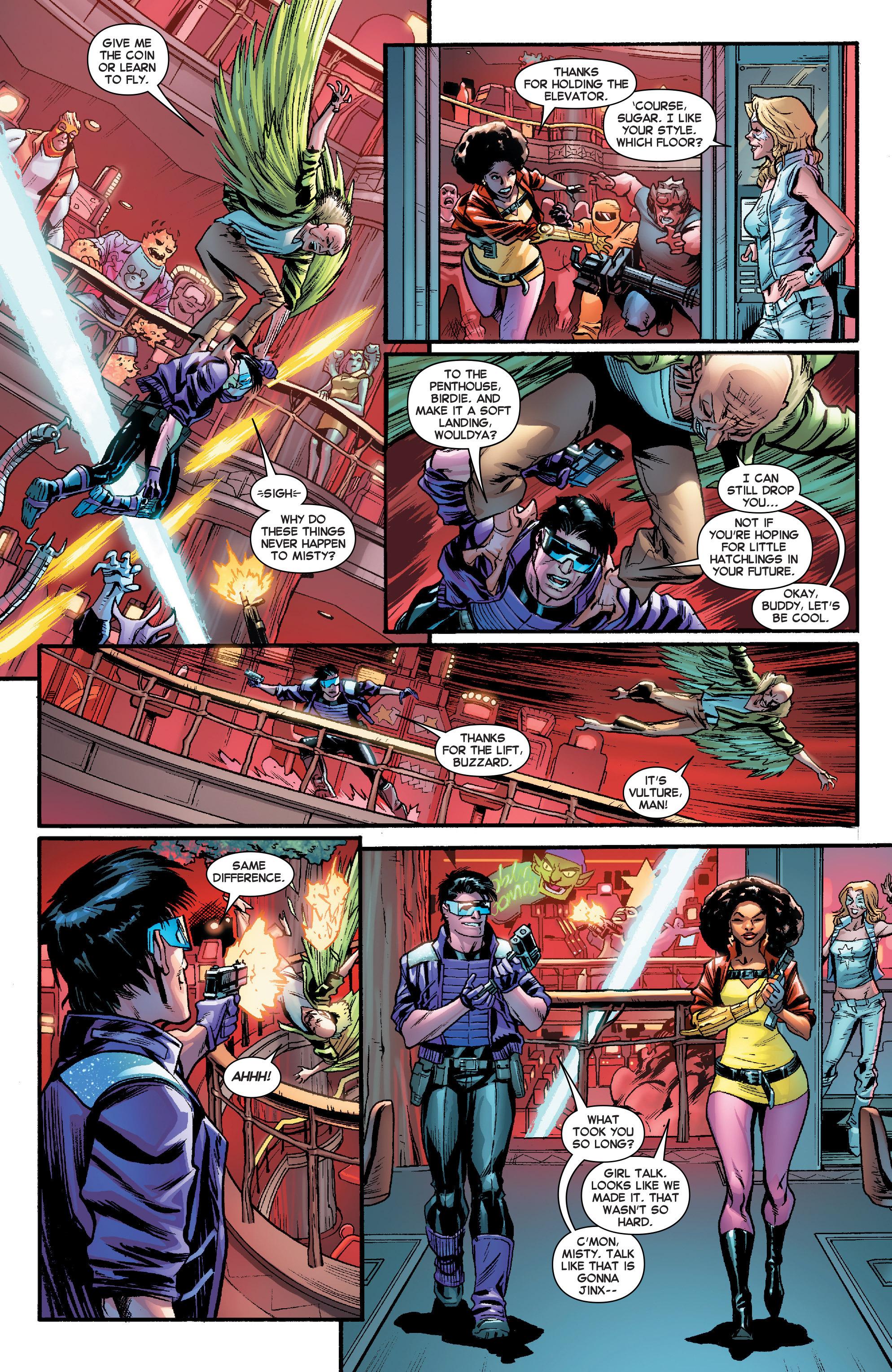 Read online Secret Wars Journal comic -  Issue #2 - 8