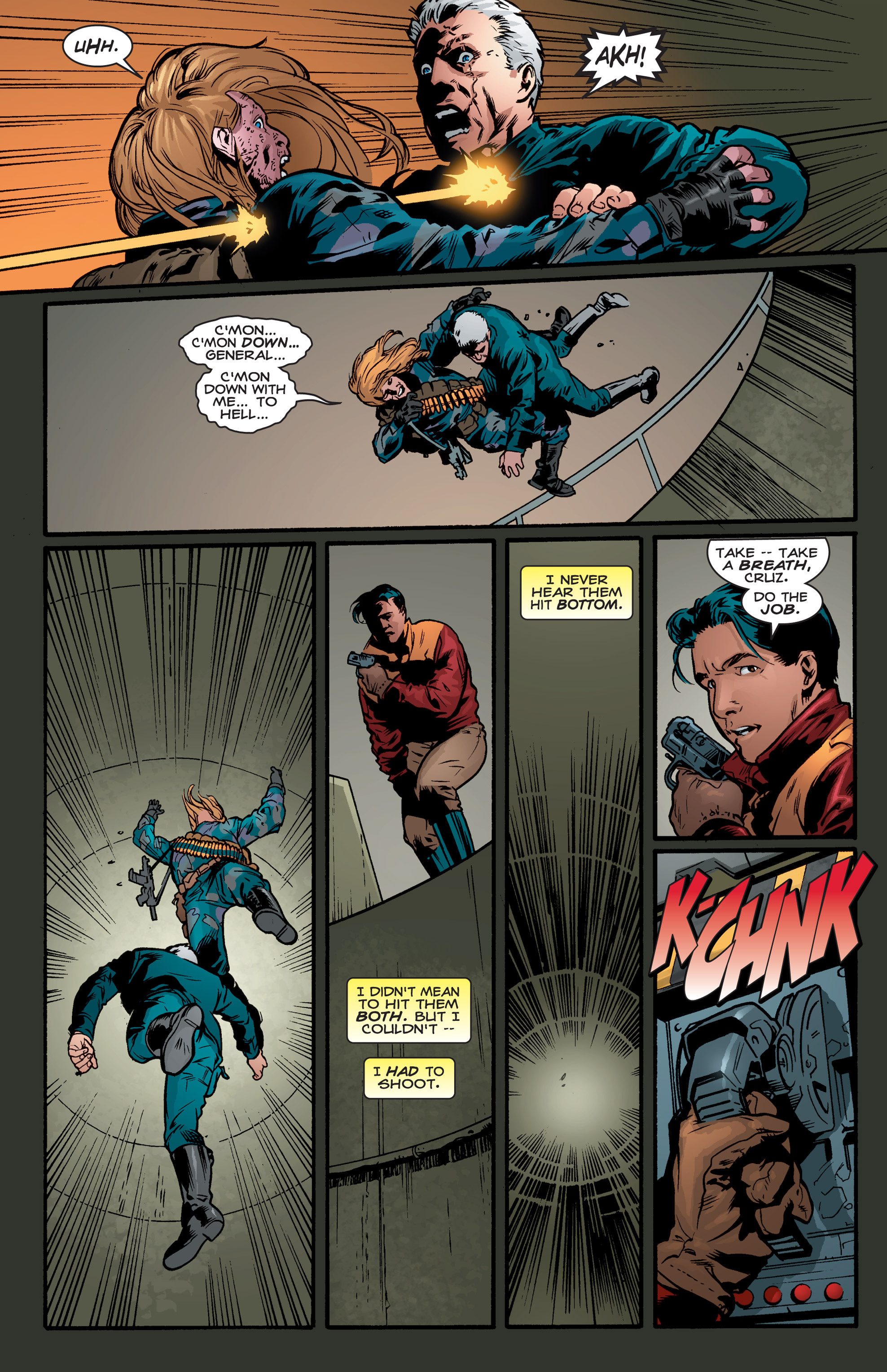 Read online Shockrockets comic -  Issue # TPB - 146