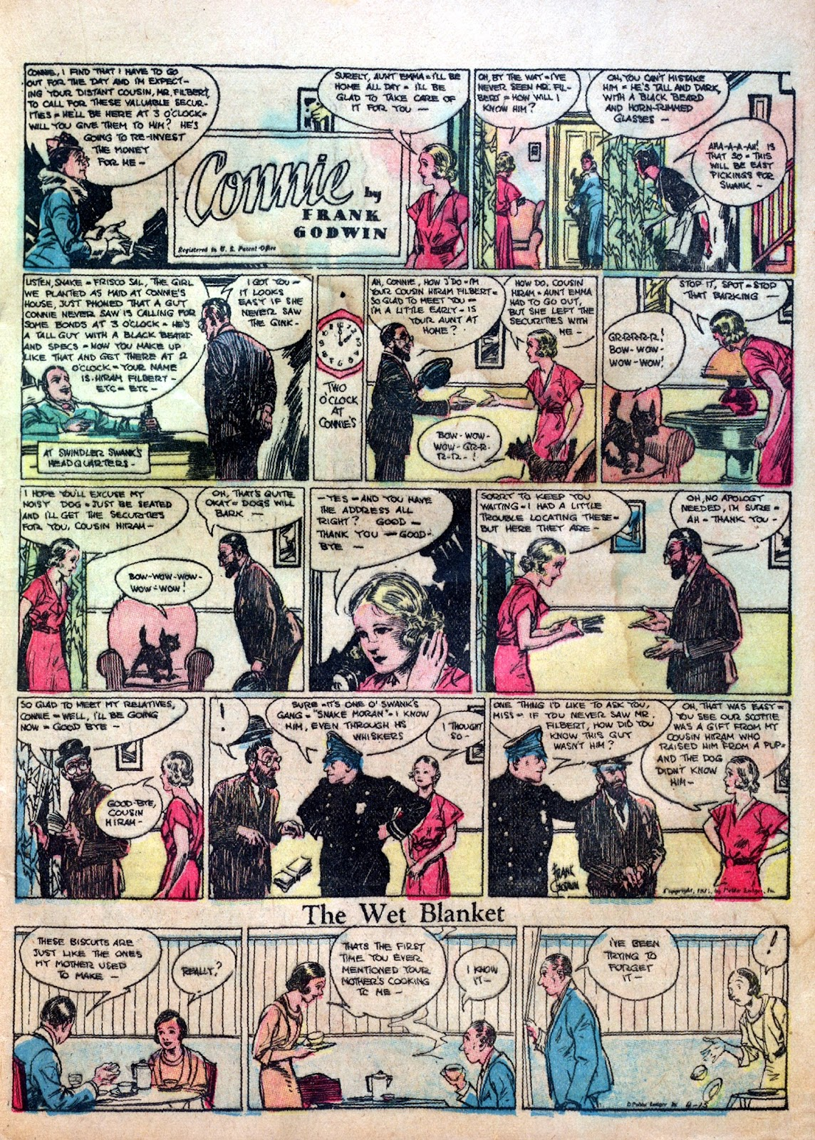 Read online Famous Funnies comic -  Issue #1 - 23