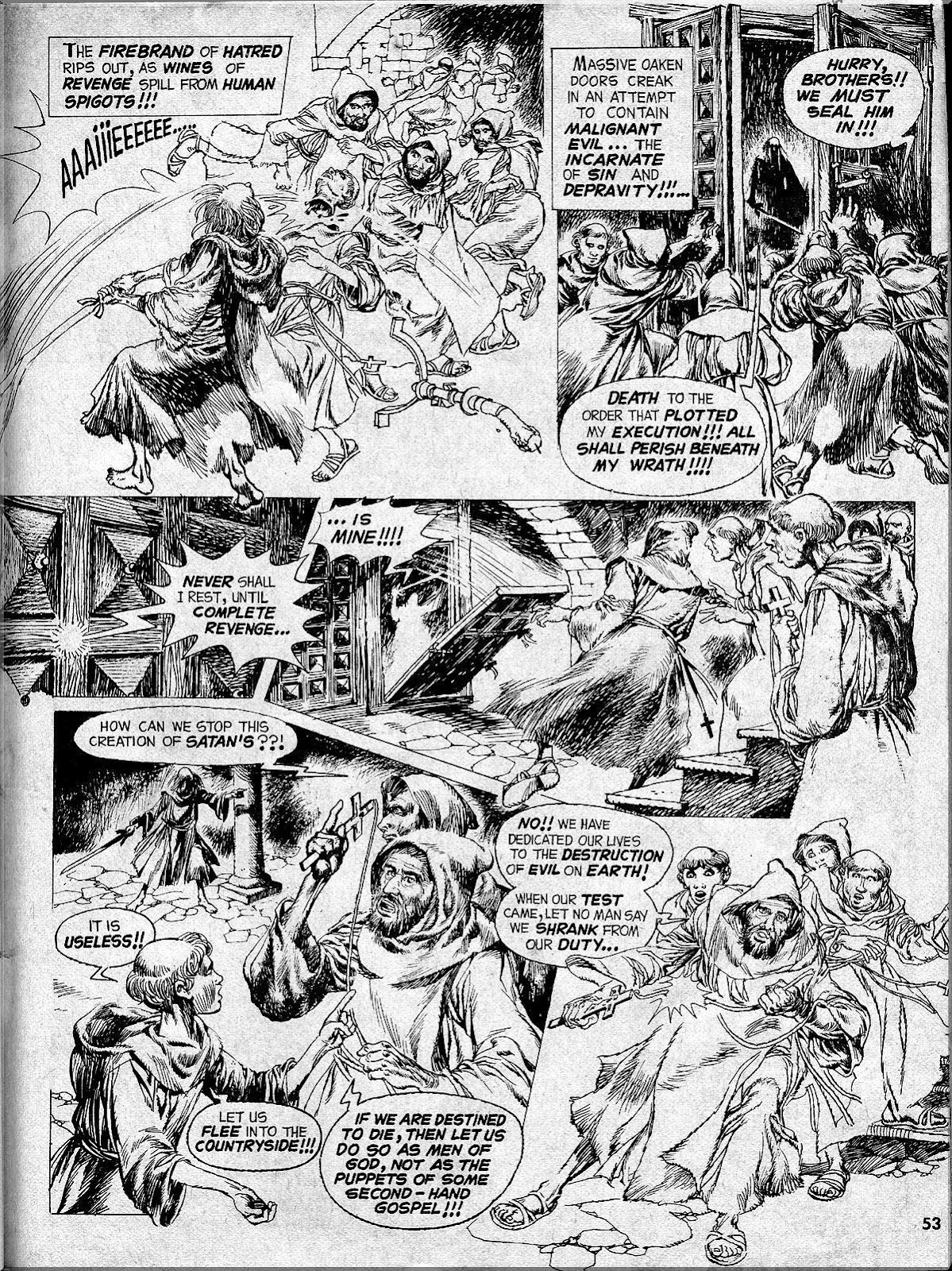 Nightmare (1970) issue 10 - Page 54