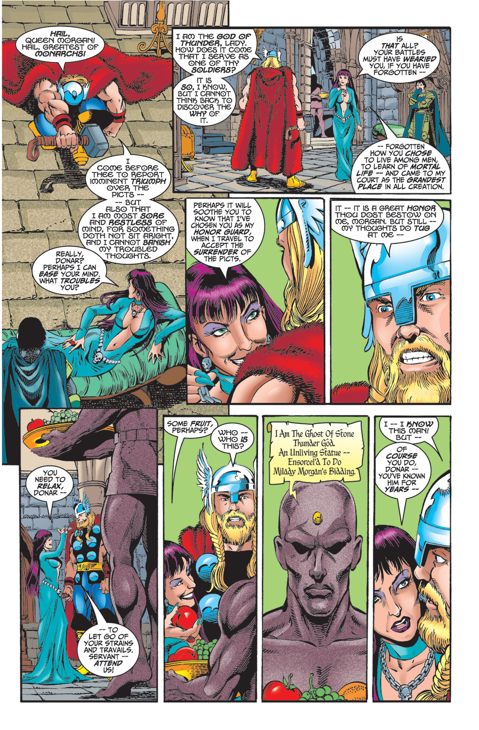Read online Avengers (1998) comic -  Issue #2 - 5