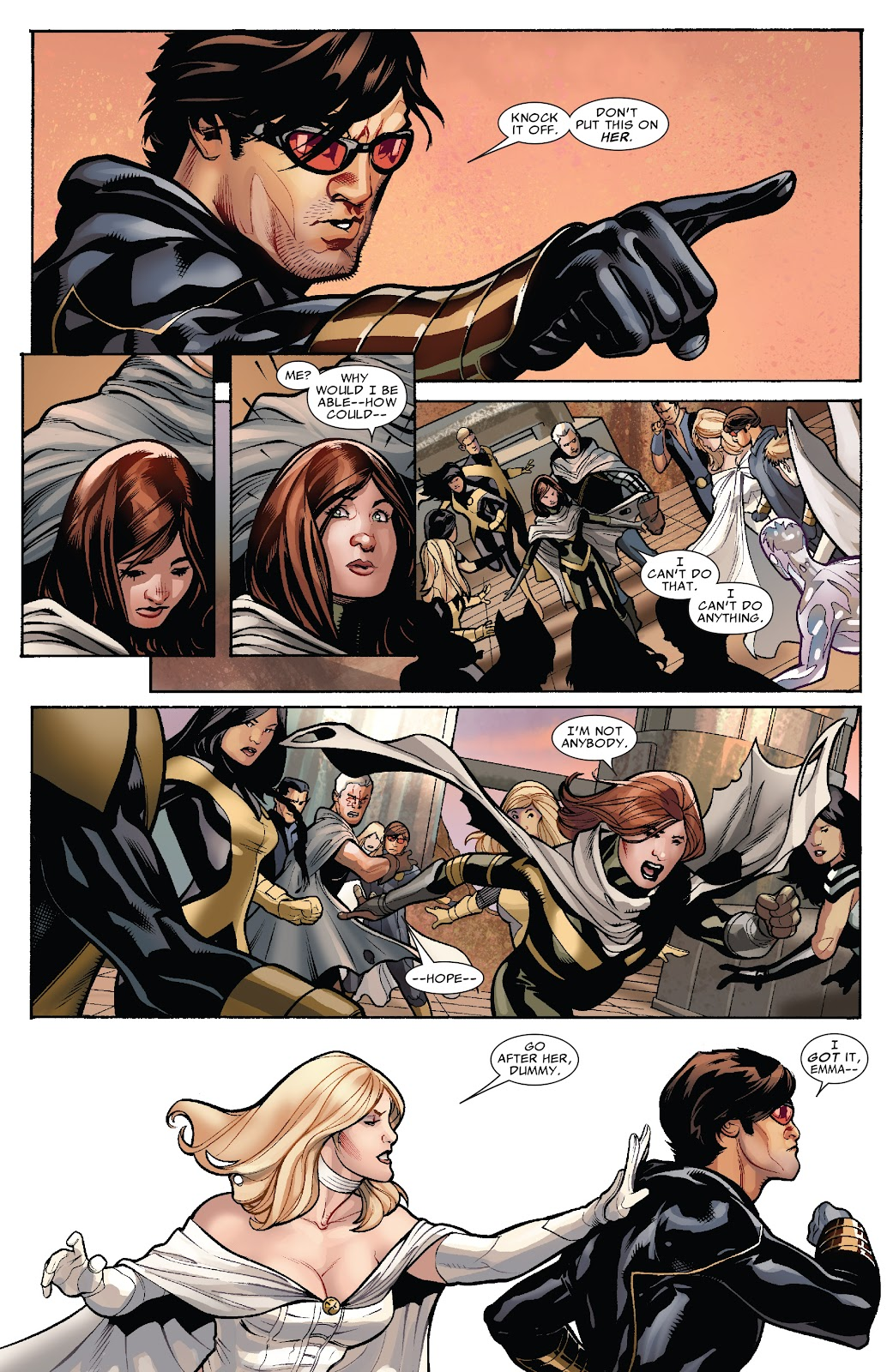 Read online X-Men: Second Coming comic -  Issue # _TPB (Part 2) - 42