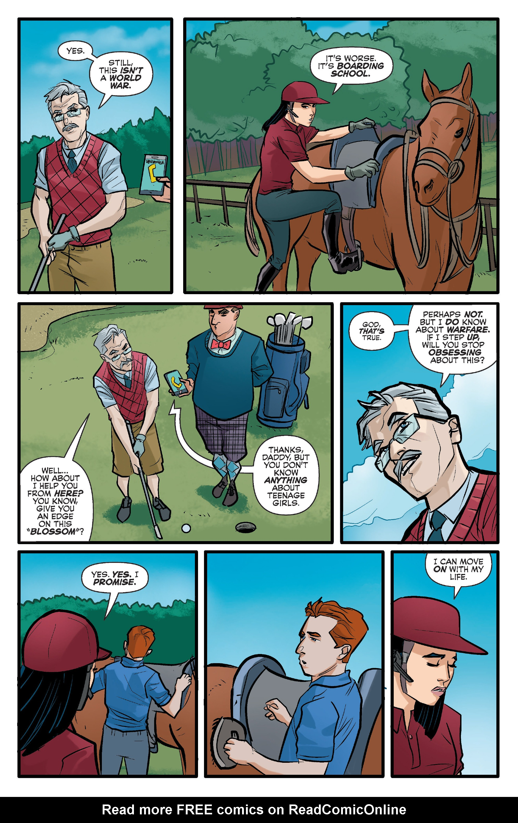 Read online Archie (2015) comic -  Issue #15 - 14