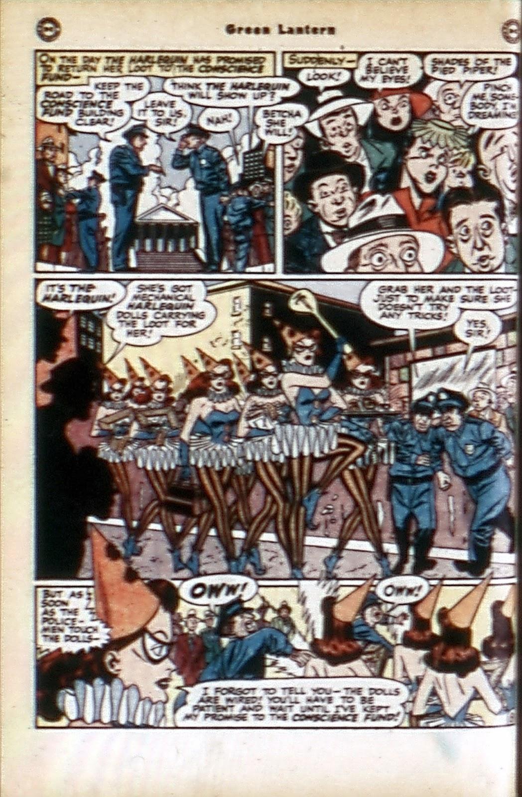 Green Lantern (1941) Issue #32 #32 - English 24