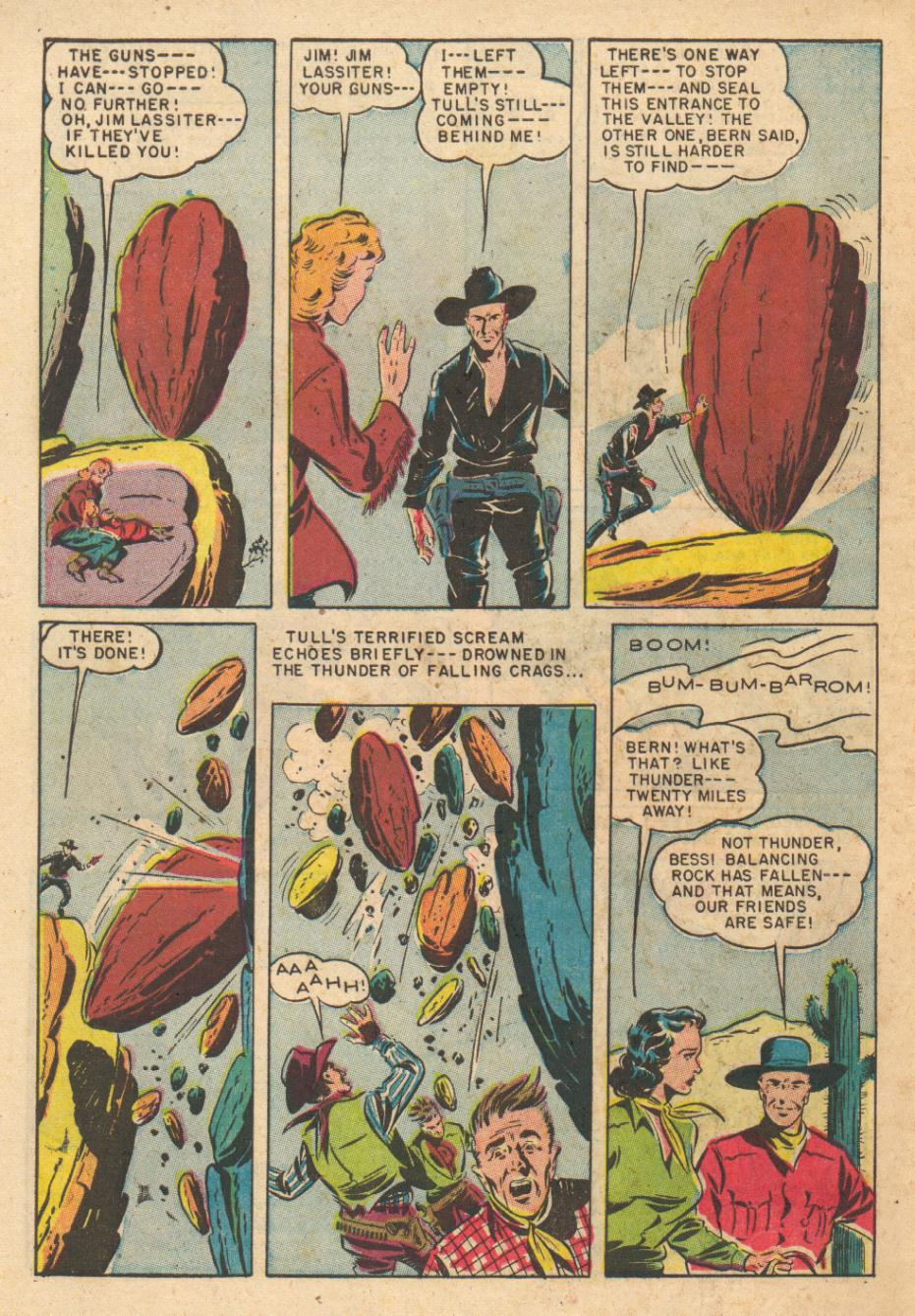 Four Color Comics issue 372 - Page 34