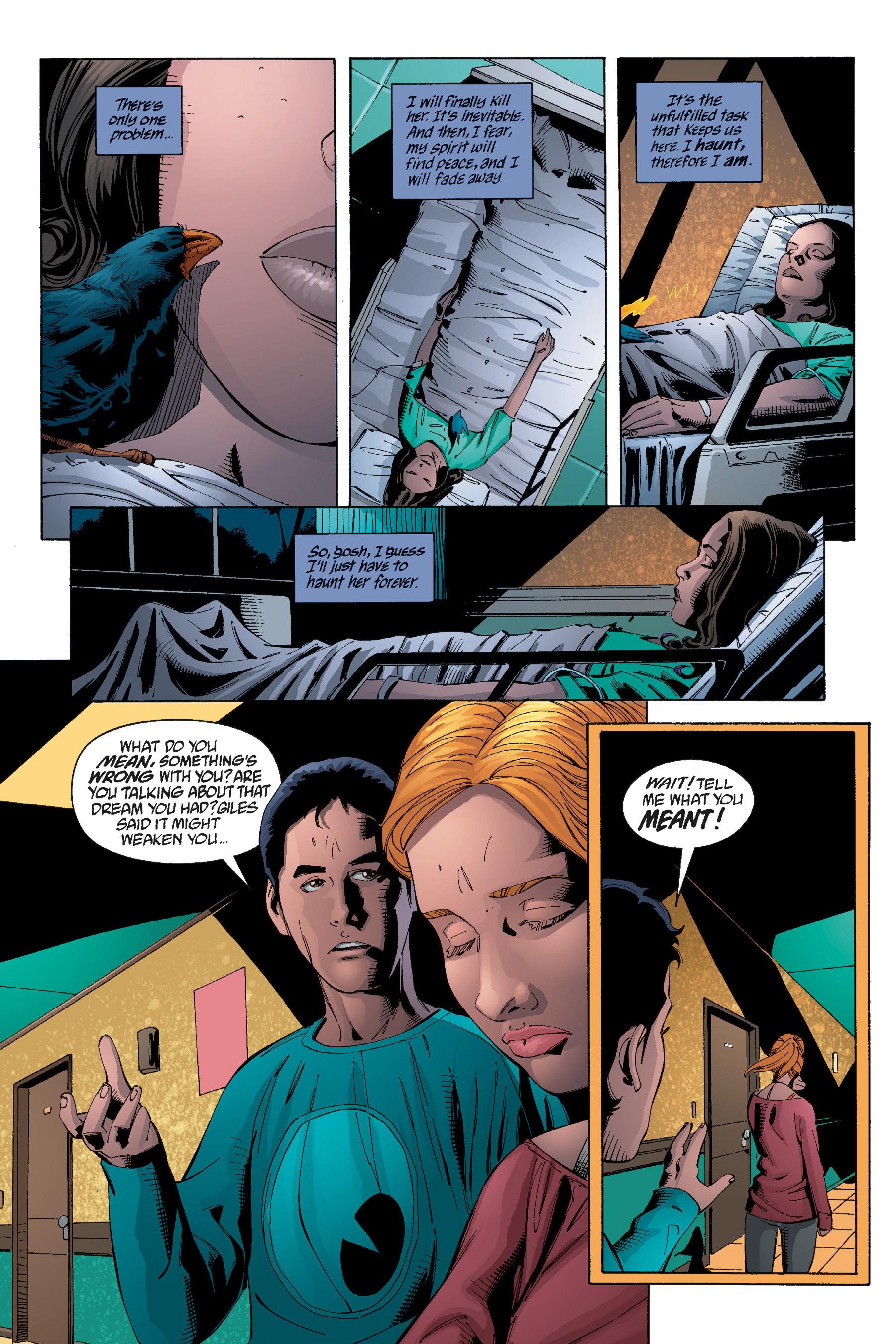 Read online Buffy the Vampire Slayer: Omnibus comic -  Issue # TPB 5 - 38