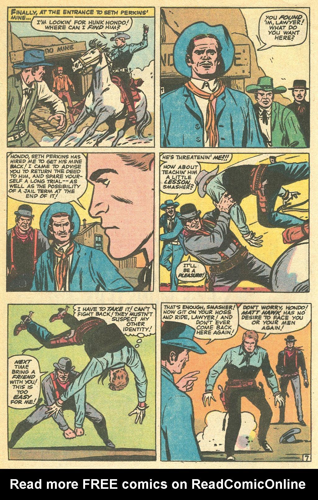 Read online Two-Gun Kid comic -  Issue #93 - 12
