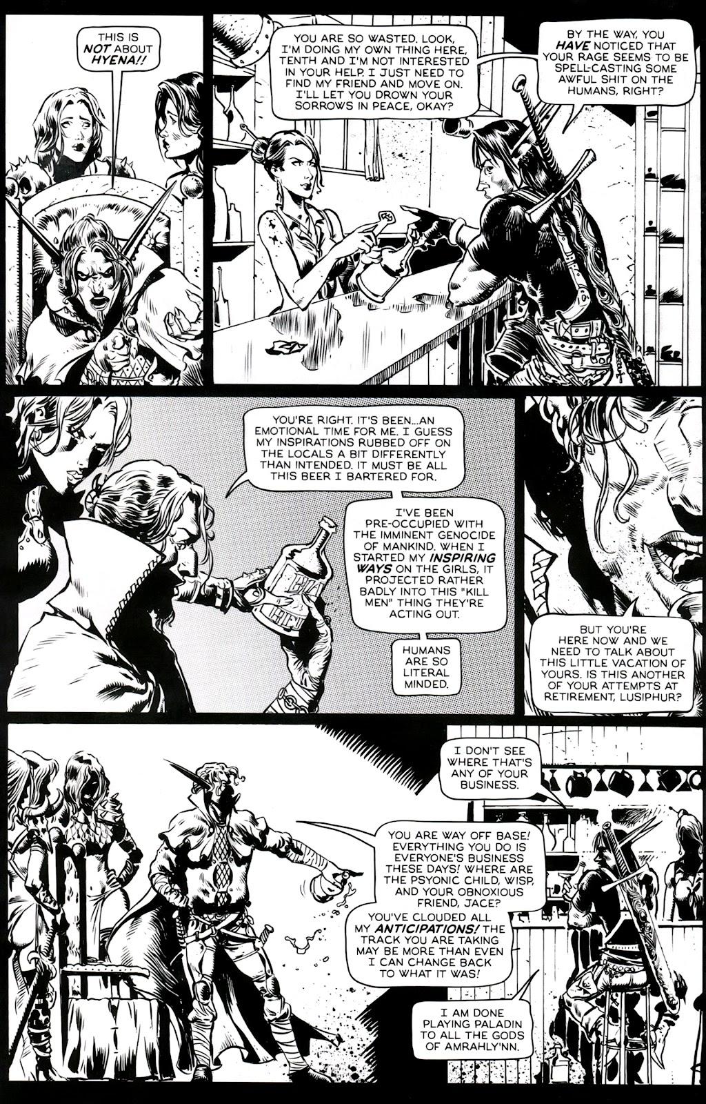 Read online Poison Elves (2013) comic -  Issue #3 - 16
