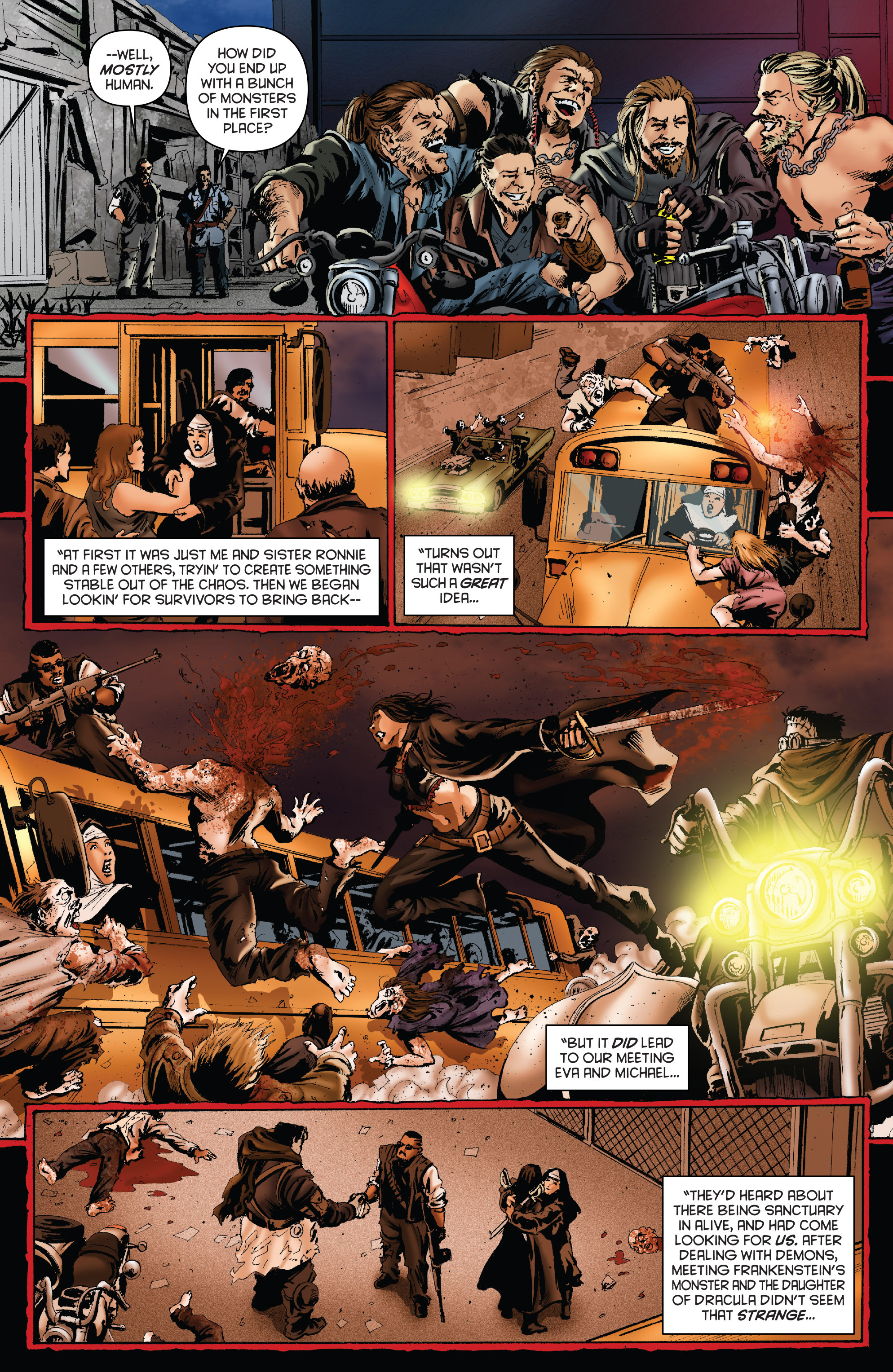 Read online Army of Darkness: Furious Road comic -  Issue #2 - 18