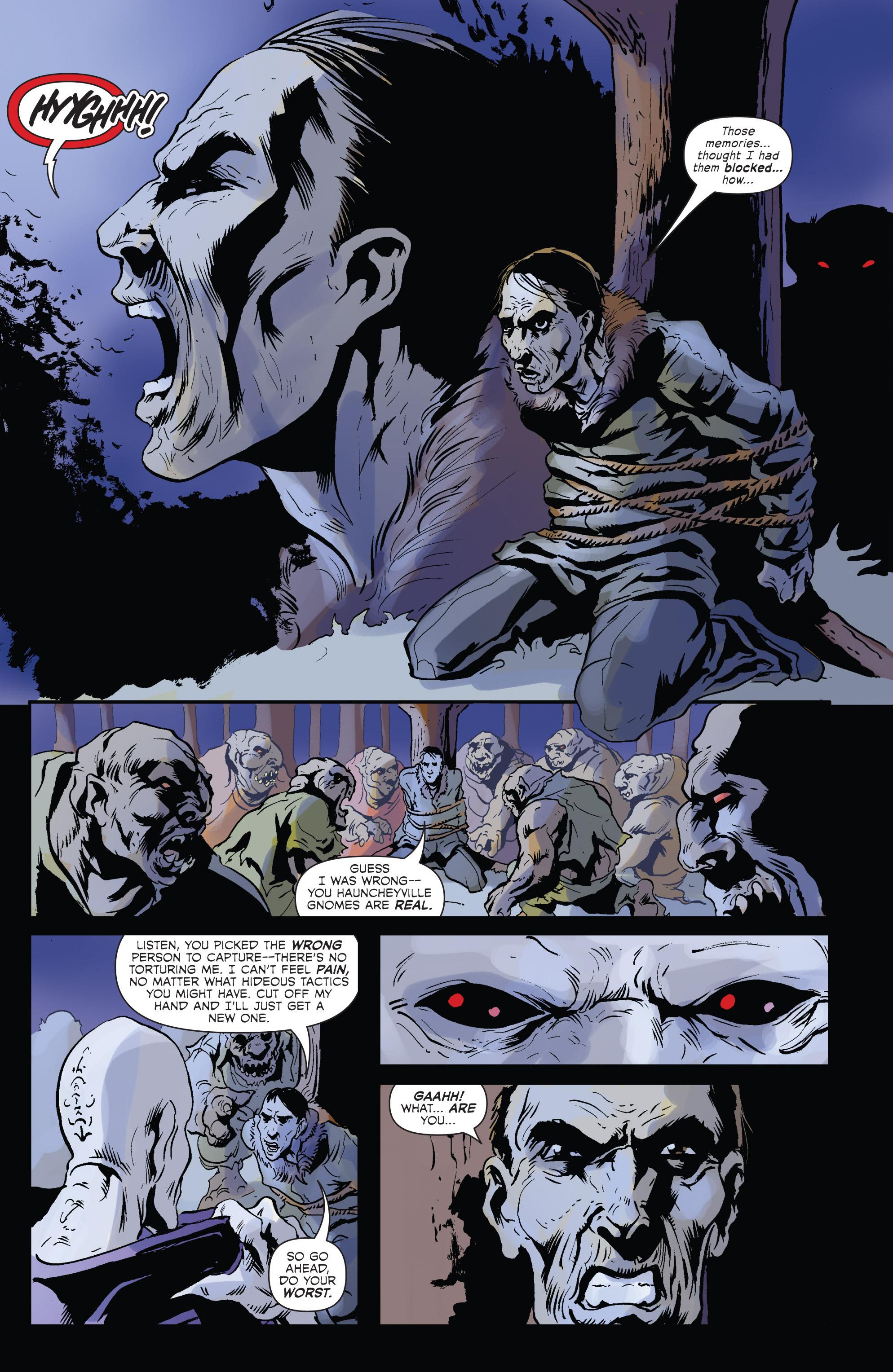 Read online Hoax Hunters (2012) comic -  Issue # TPB 2 - 30