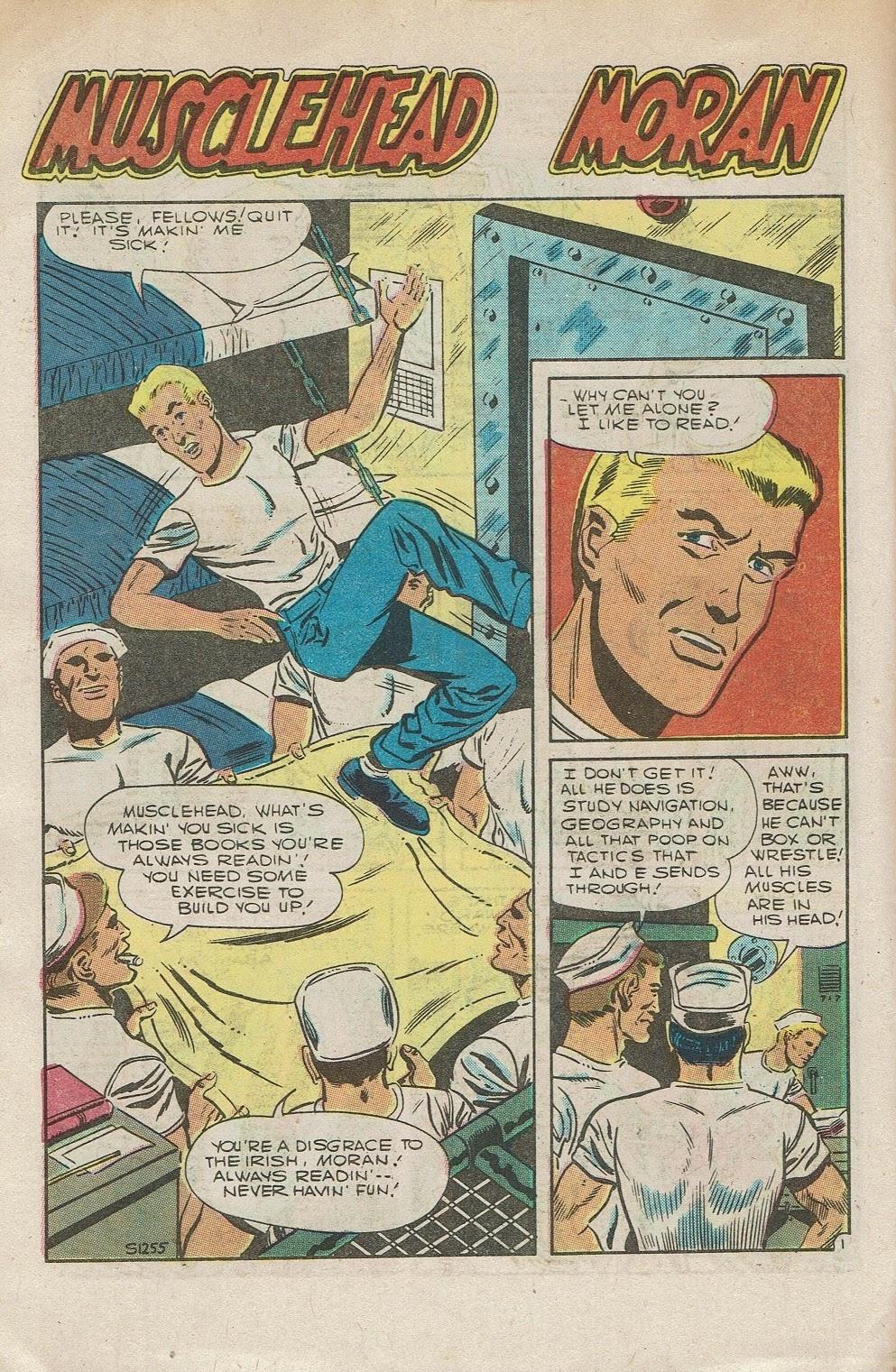 Read online Fightin' Navy comic -  Issue #126 - 10