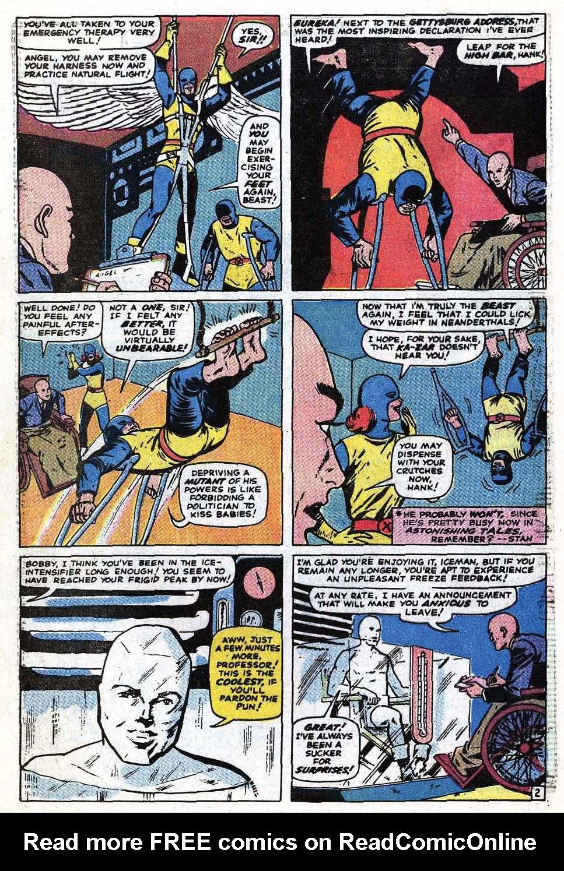 Uncanny X-Men (1963) 68 Page 3