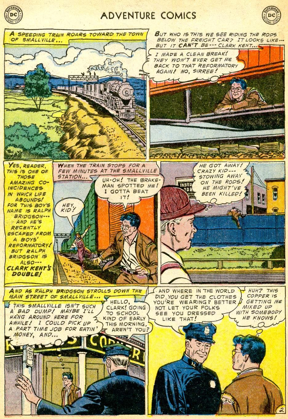 Read online Adventure Comics (1938) comic -  Issue #191 - 4
