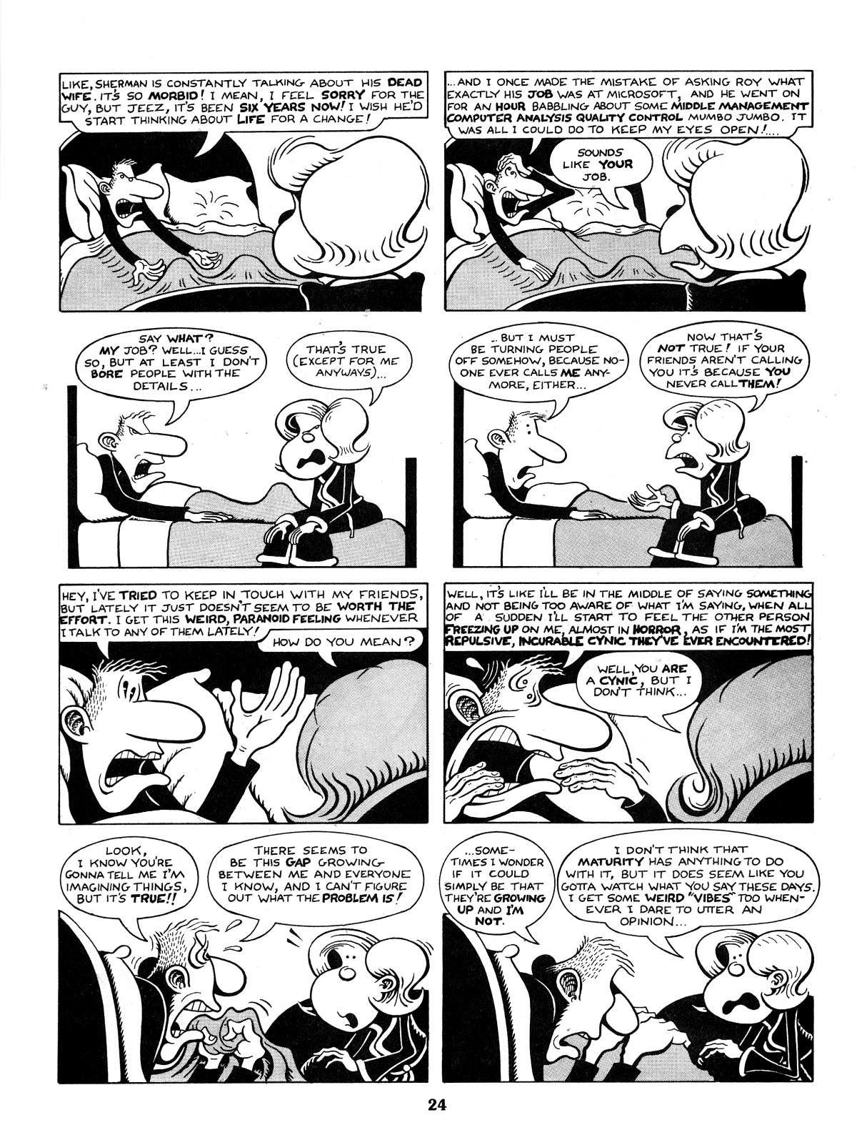 Read online Neat Stuff comic -  Issue #10 - 26