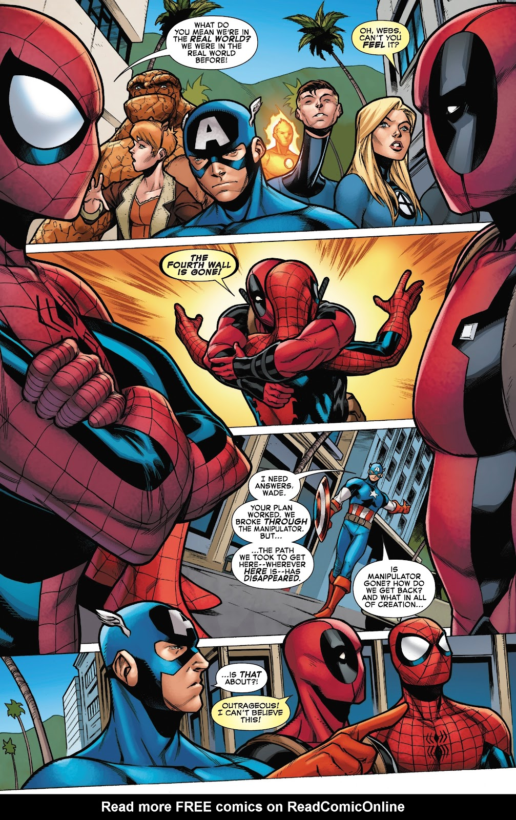 Read online Spider-Man/Deadpool comic -  Issue #50 - 3