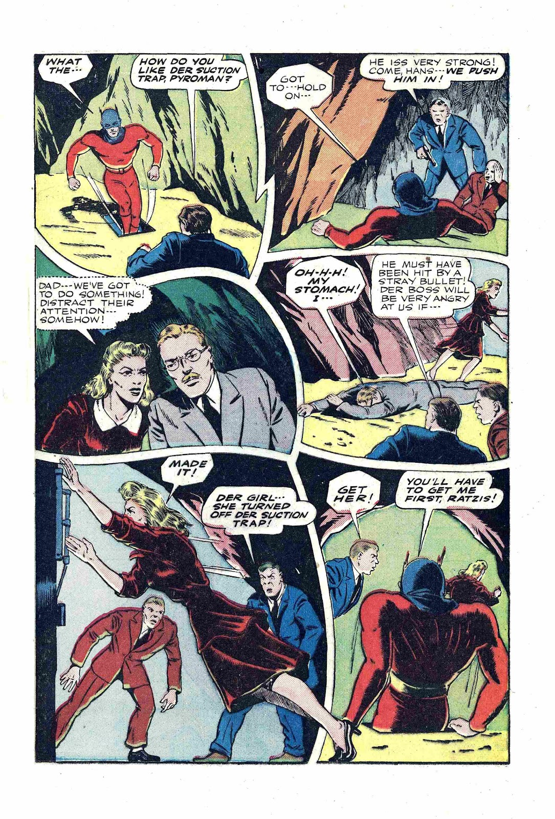 Read online America's Best Comics comic -  Issue #13 - 33