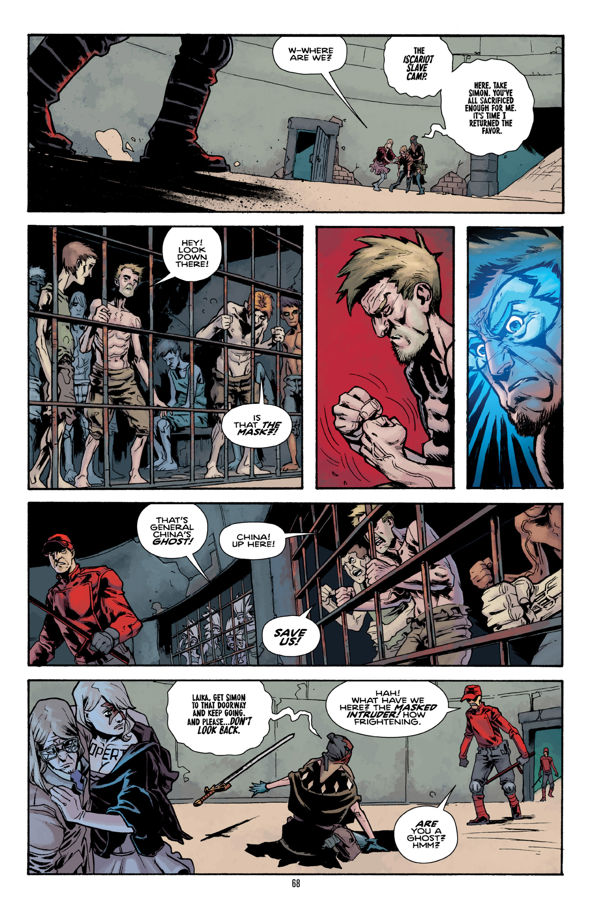 Read online Orchid comic -  Issue # TPB 3 - 67