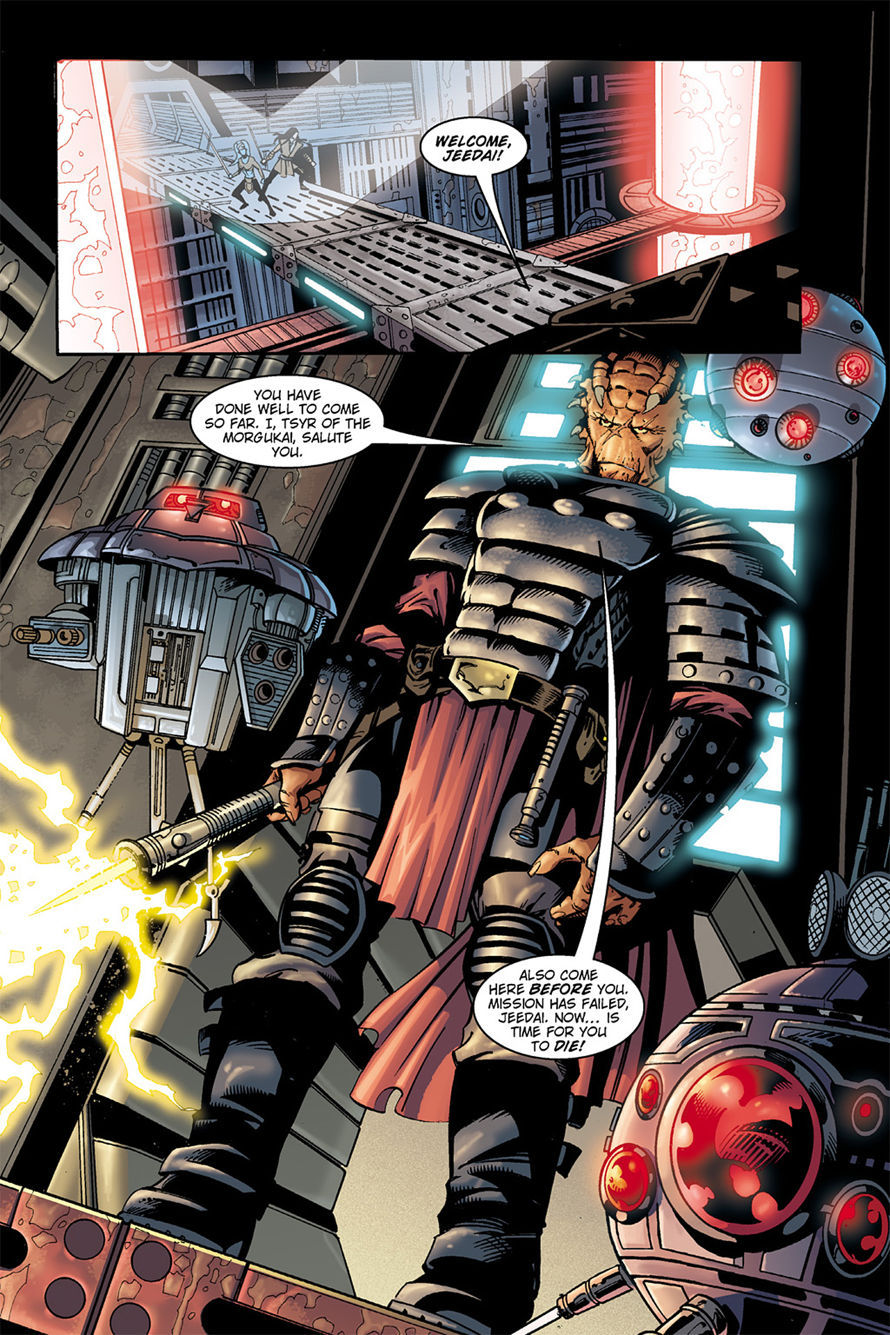 Read online Star Wars Omnibus comic -  Issue # Vol. 15.5 - 197