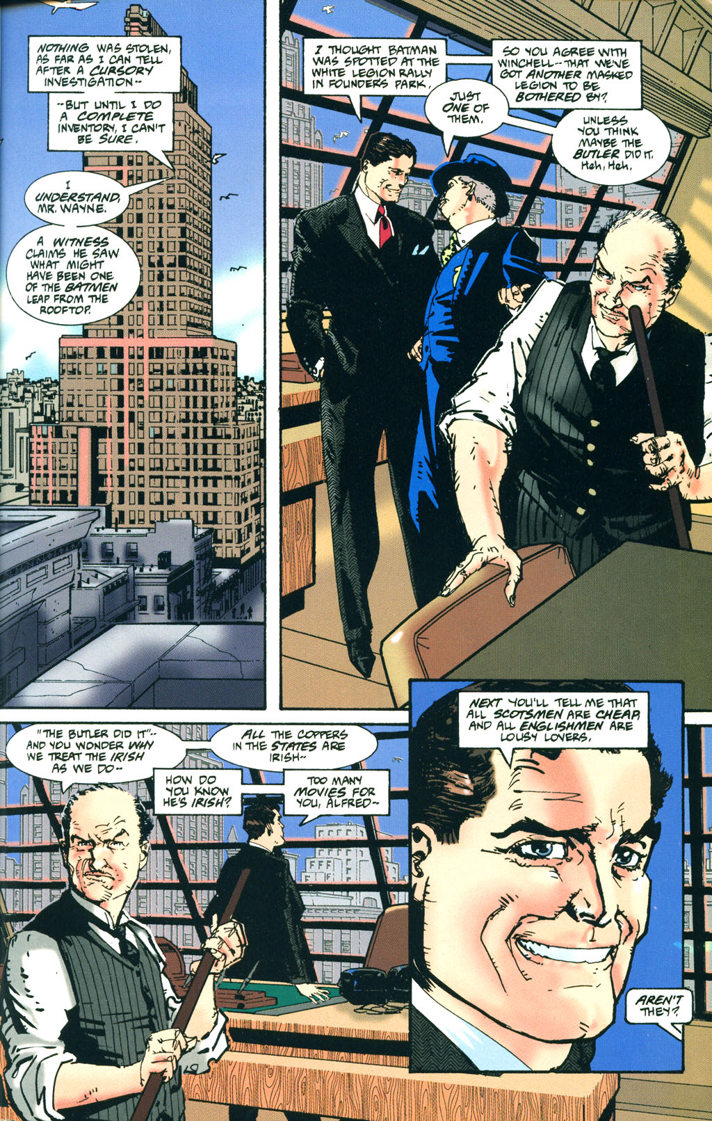 Read online Batman: Dark Allegiances comic -  Issue # Full - 13