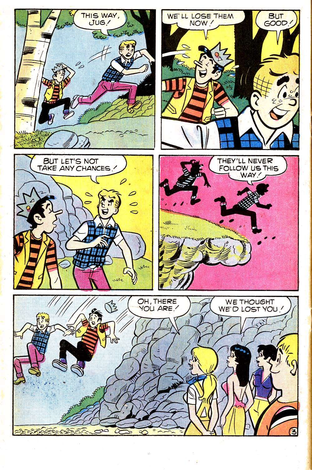 Read online Archie (1960) comic -  Issue #266 - 22