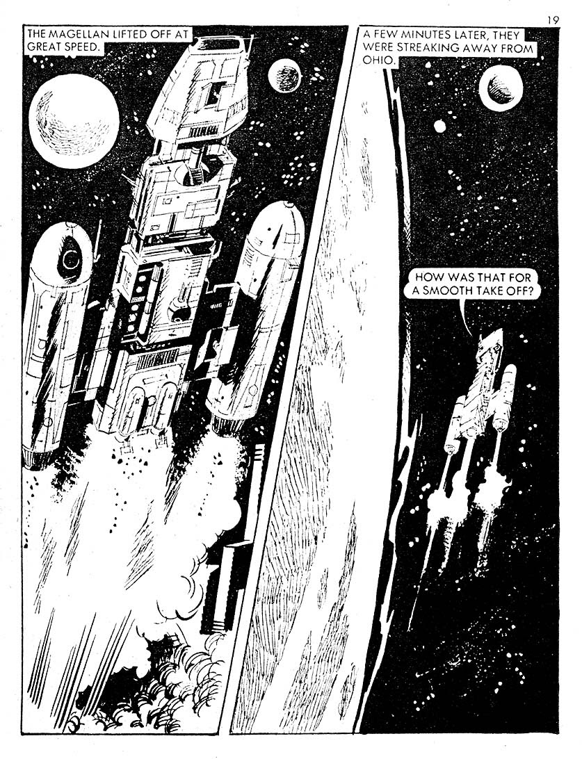 Starblazer issue 30 - Page 19