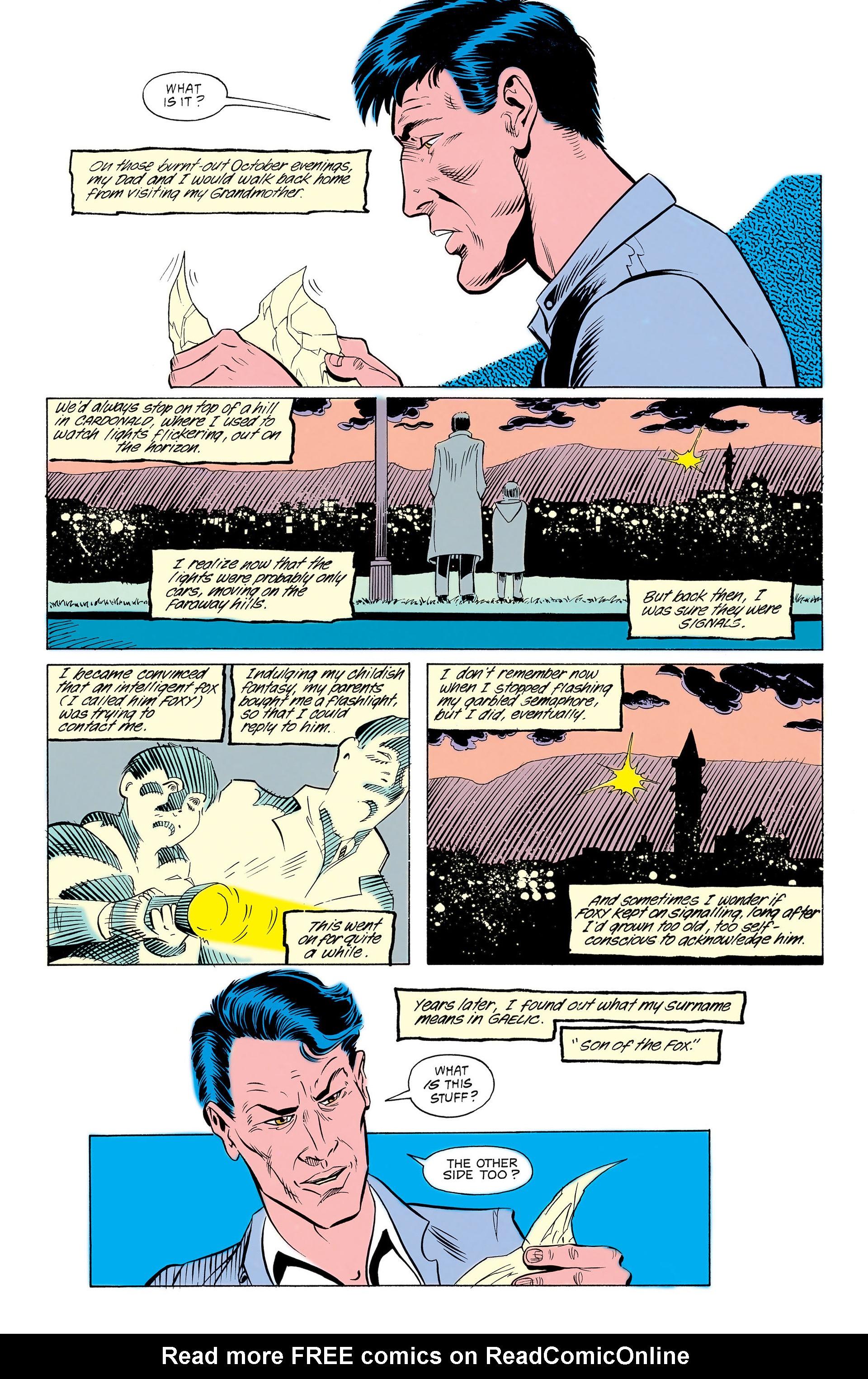 Read online Animal Man (1988) comic -  Issue #10 - 32