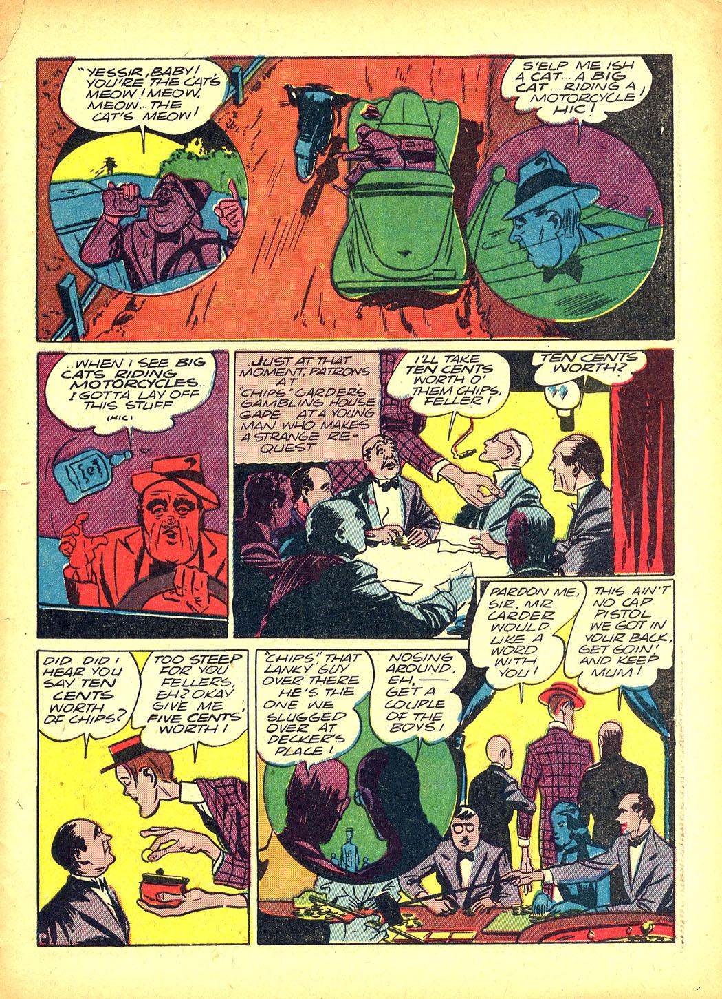 Read online Sensation (Mystery) Comics comic -  Issue #5 - 61
